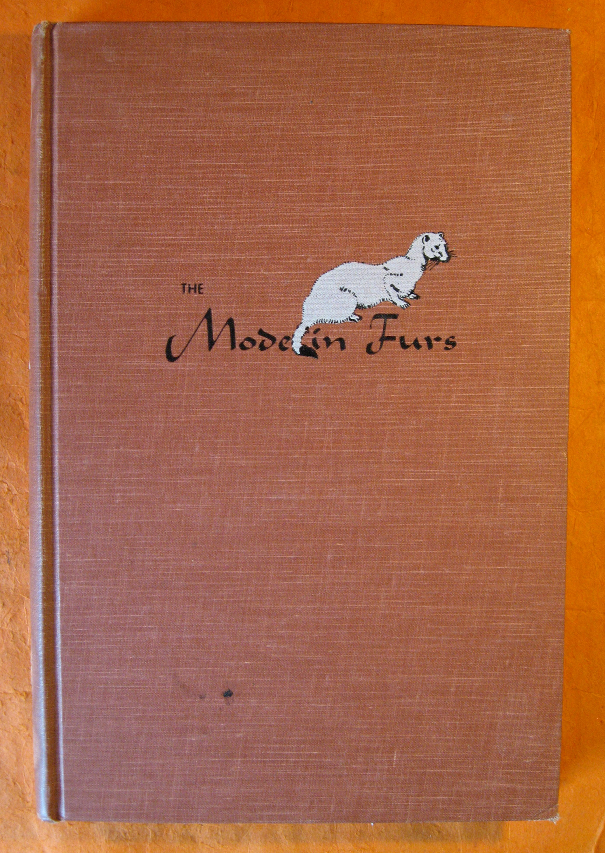 Image for The Mode in Furs:  The Historyof Furred Costume of the World from the Earliest Times to the Present