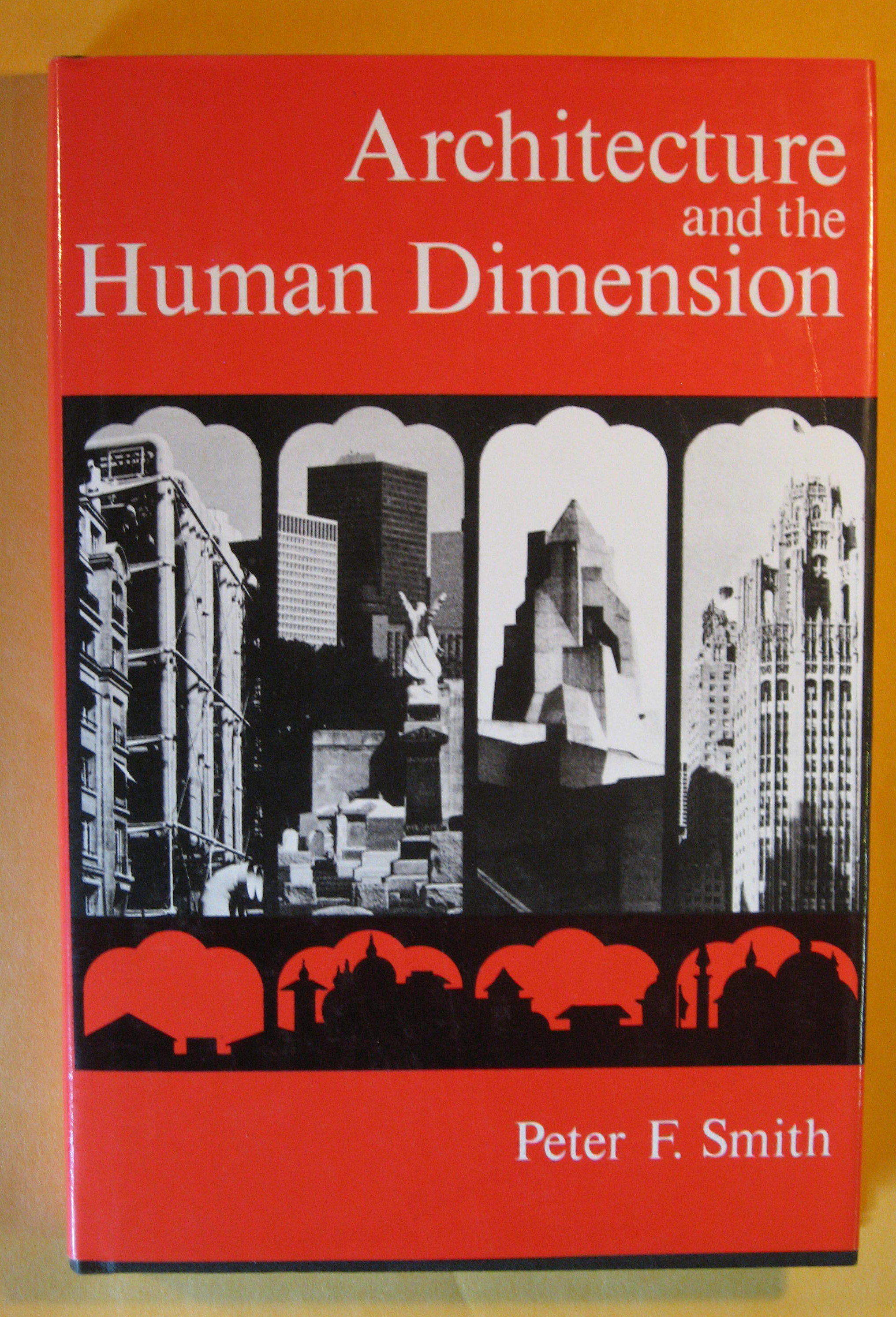 Image for Architecture and the Human Dimension