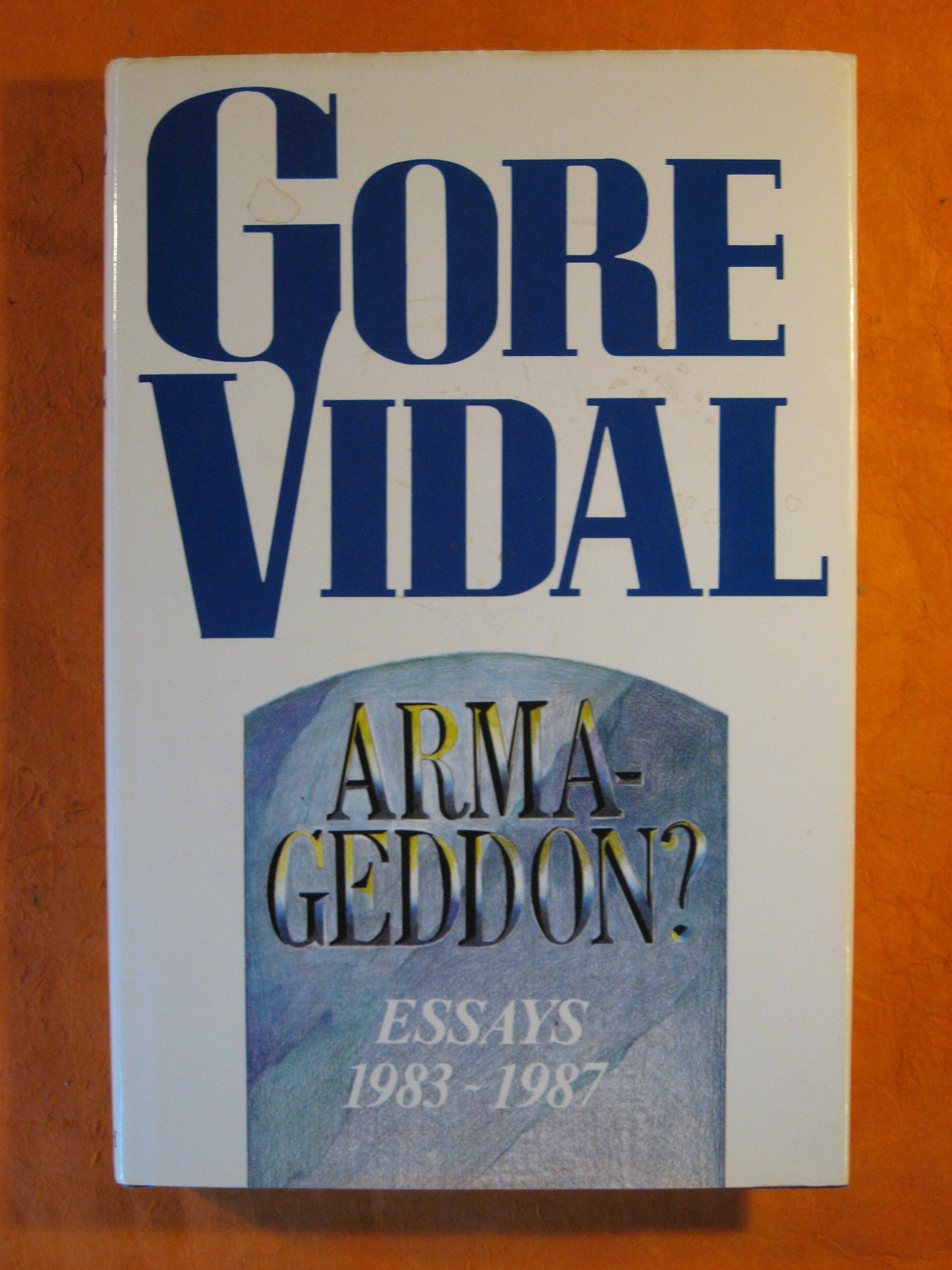 Armageddon? Essays 1983 1987