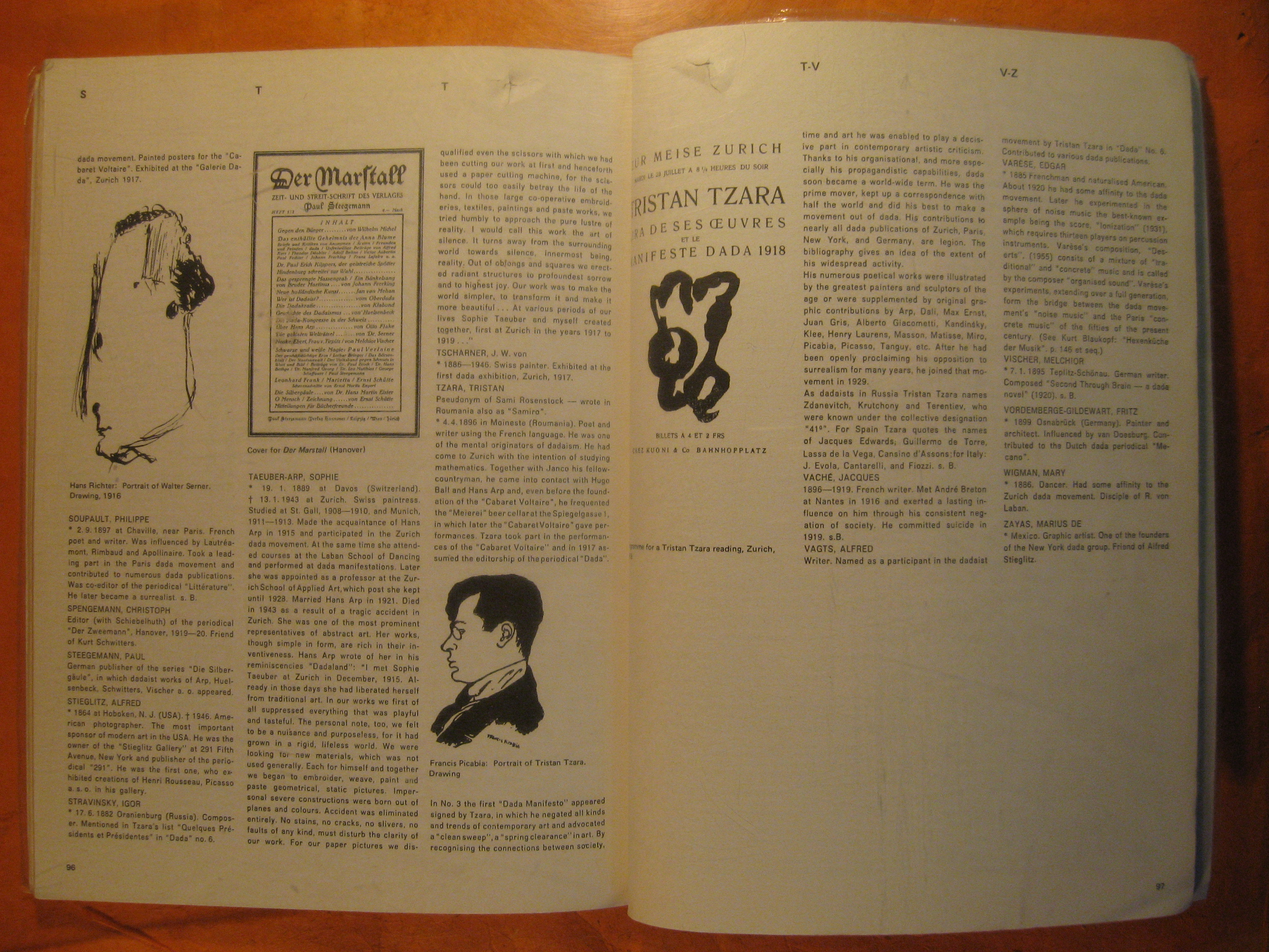 Image for Dada: Monograph of a Movement