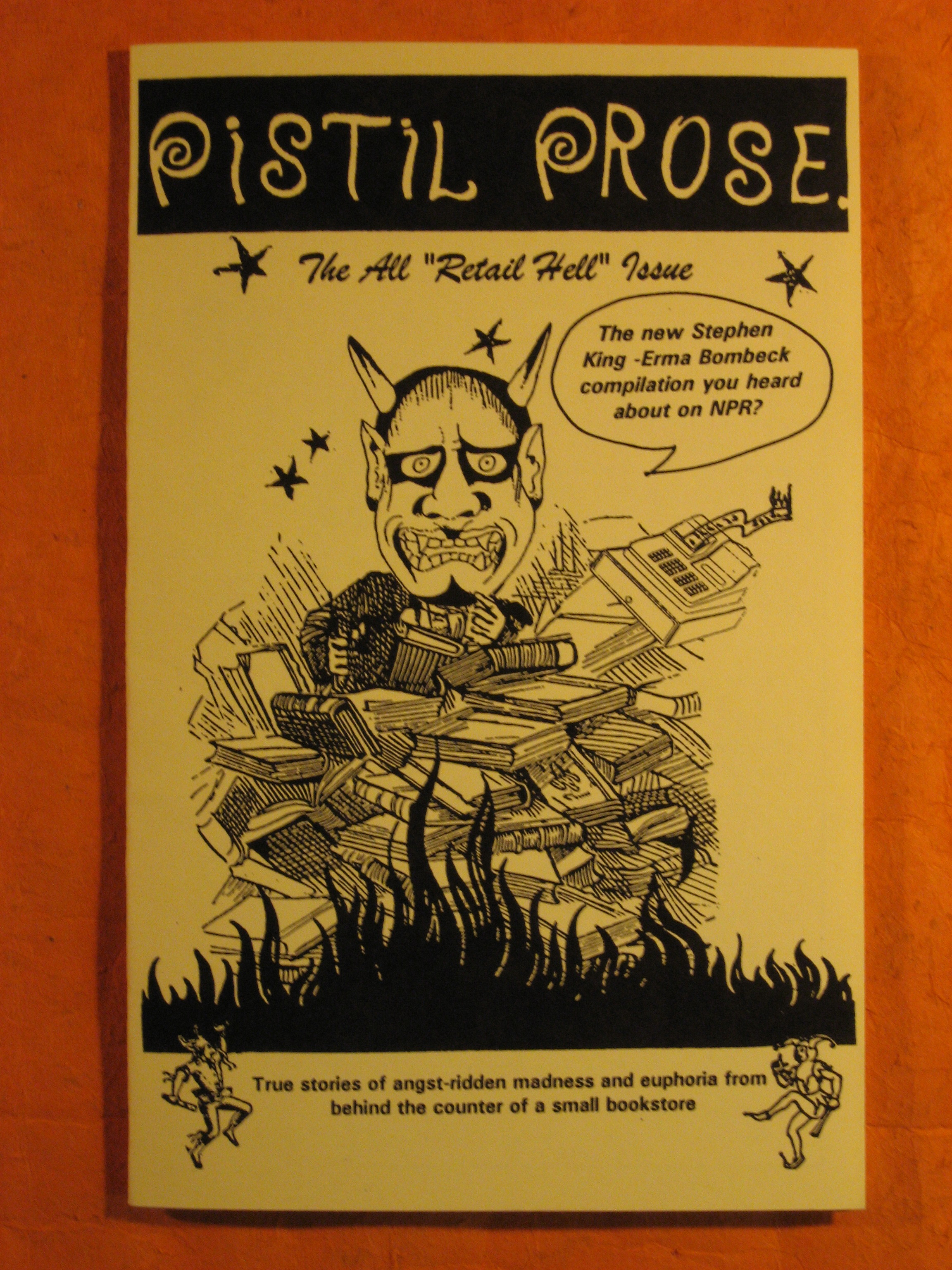 """Image for Pistil Prose:  The All """"Retail Hell"""" Issue"""