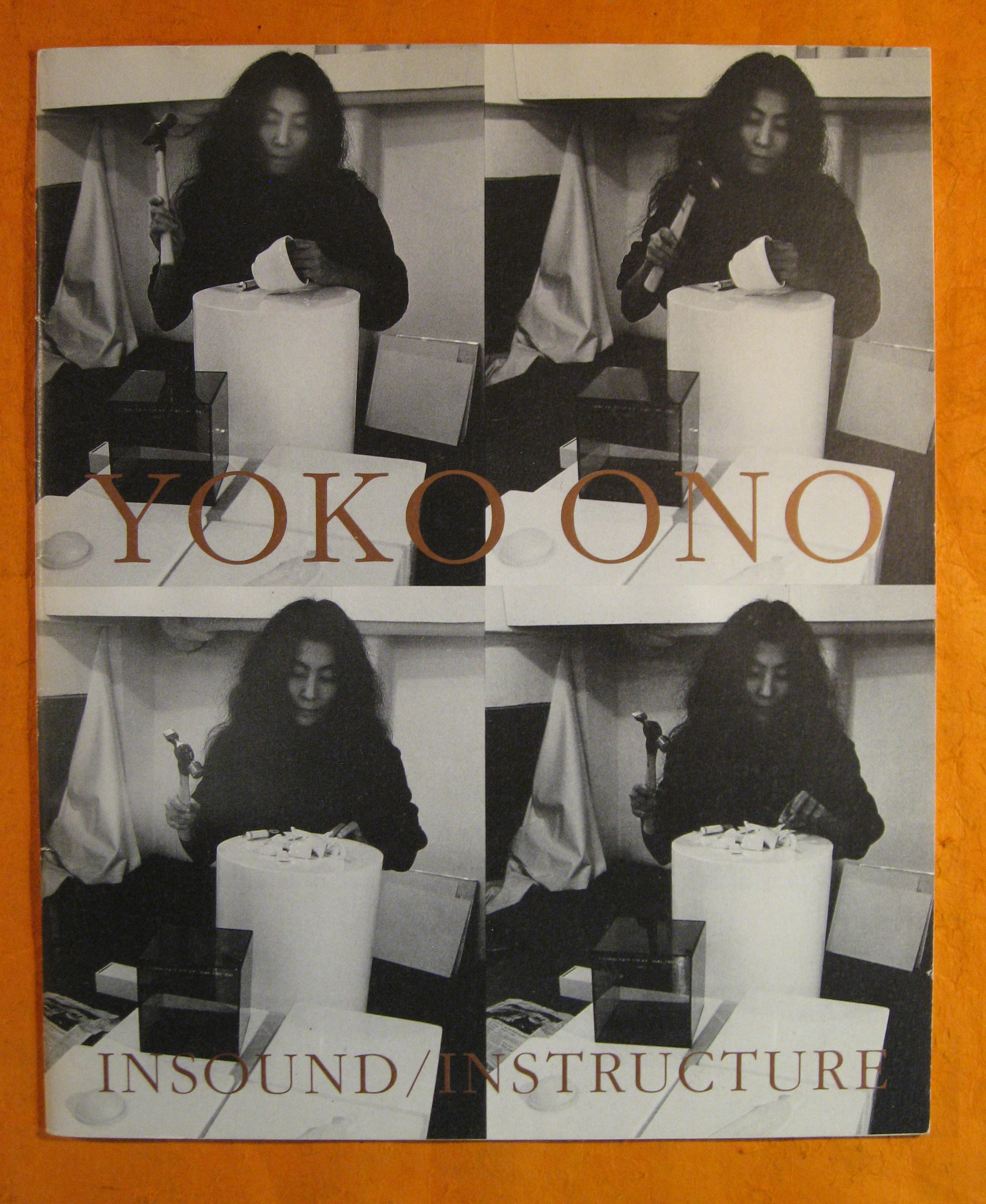 Yoko Ono:  Insound/Instructure