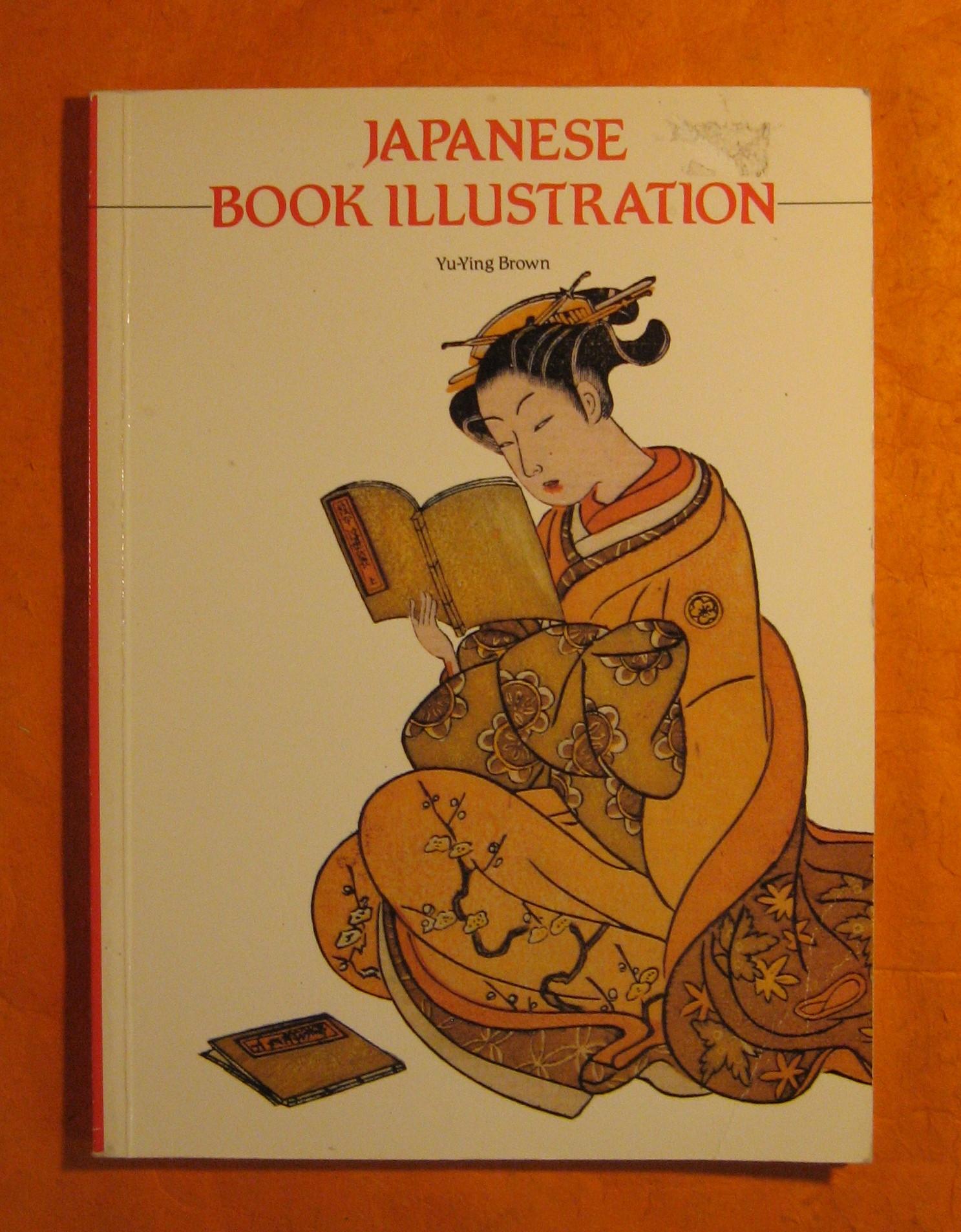 Japanese Book Illustration