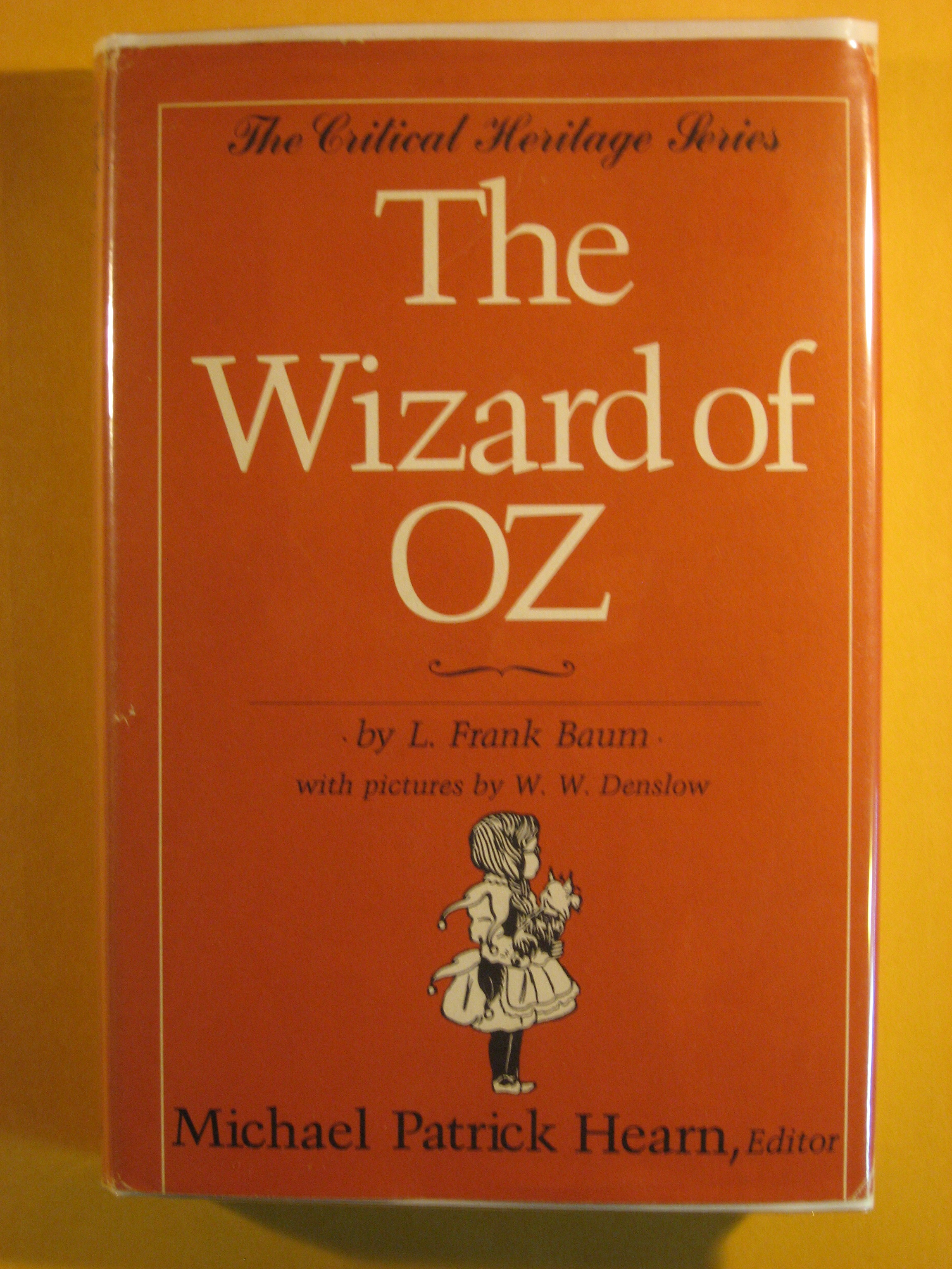 Image for The Wizard of Oz  (Critical Heritage Series)