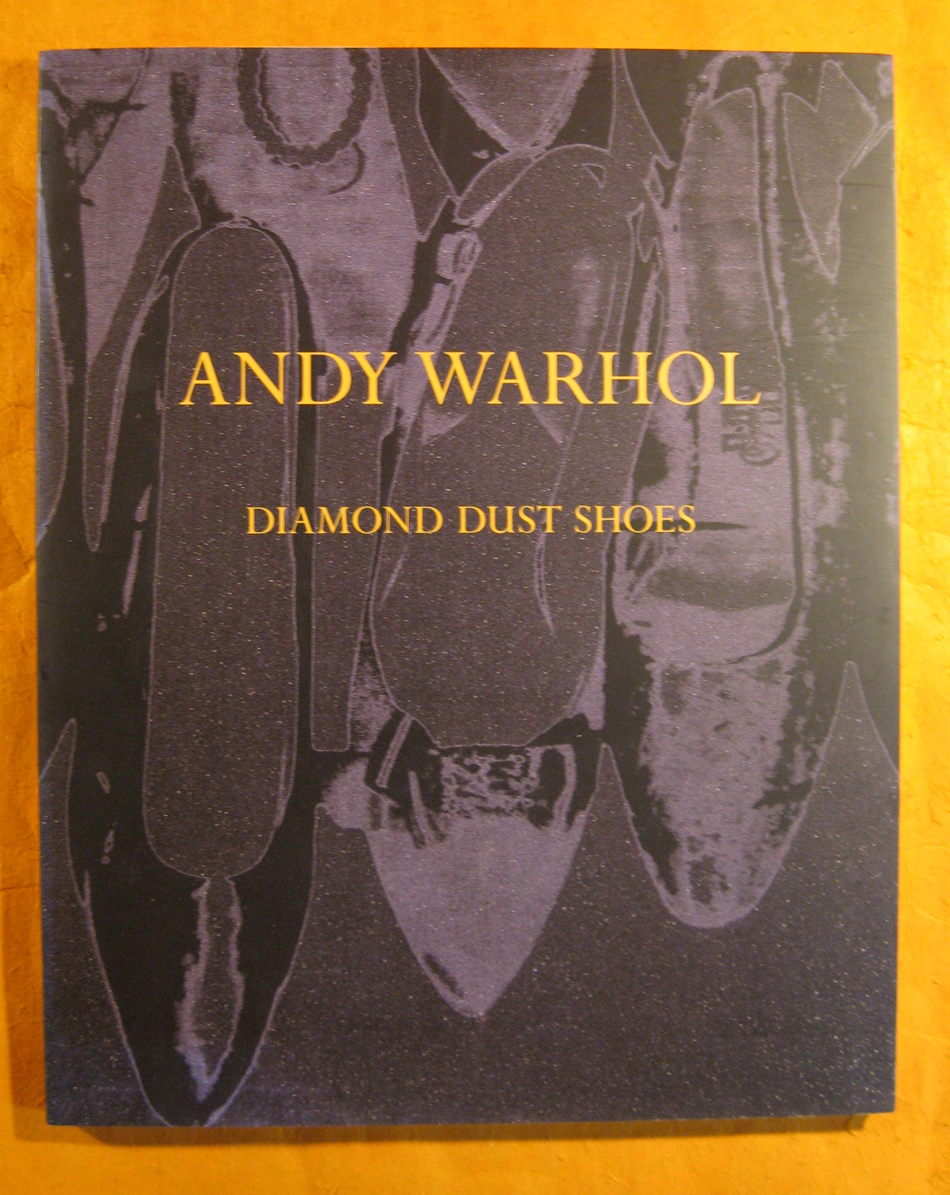 Image for Andy Warhol: Diamond Dust Shoes