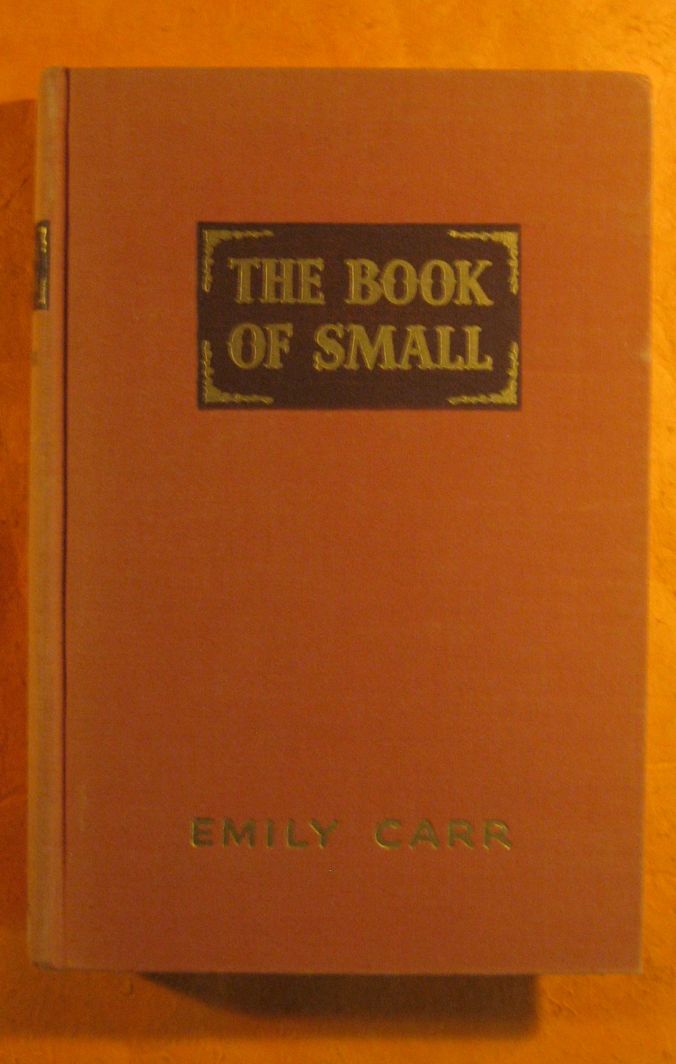 Image for The Book of Small
