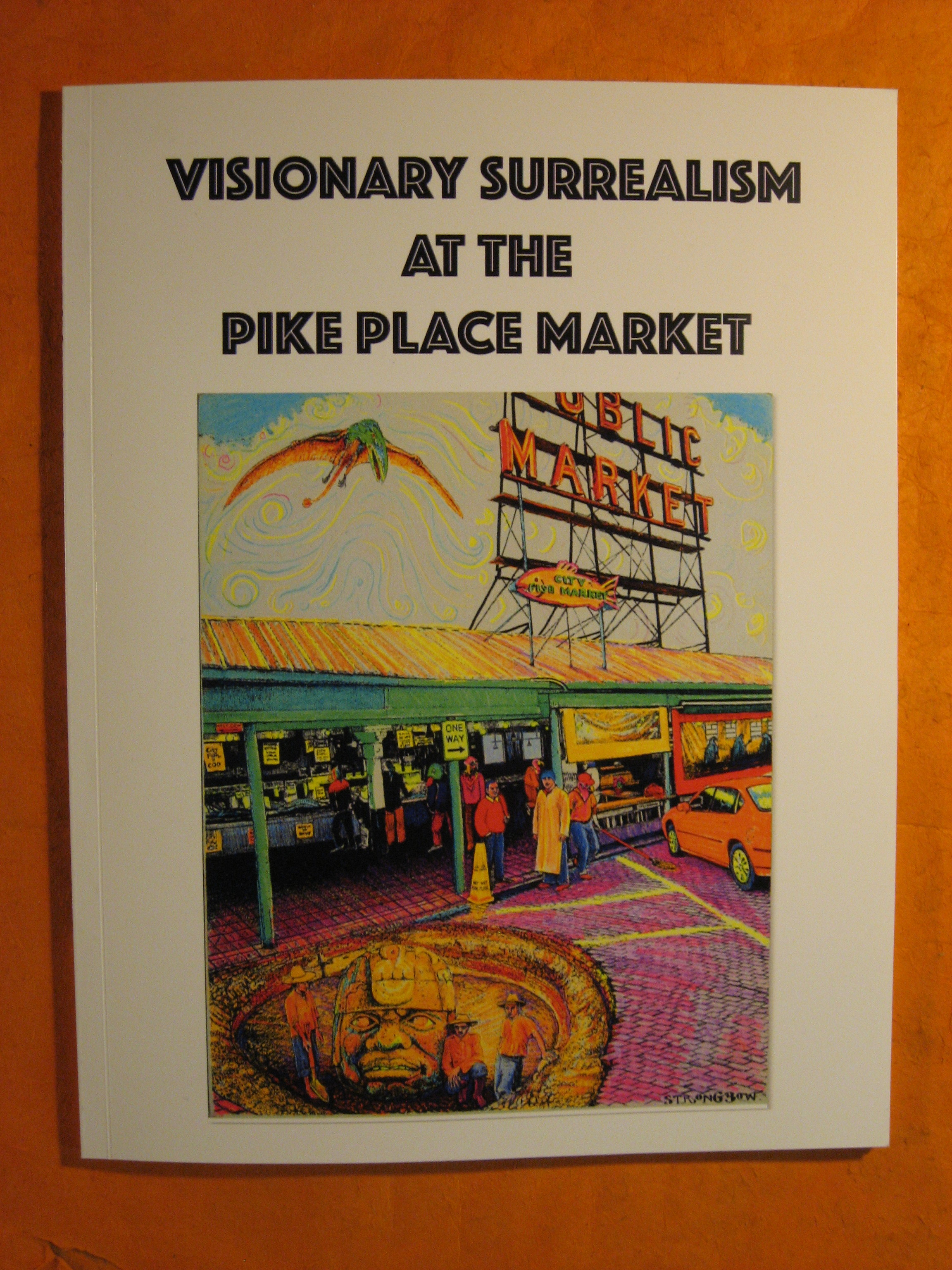 Image for Visionary Surrealism at the Pike Place Market