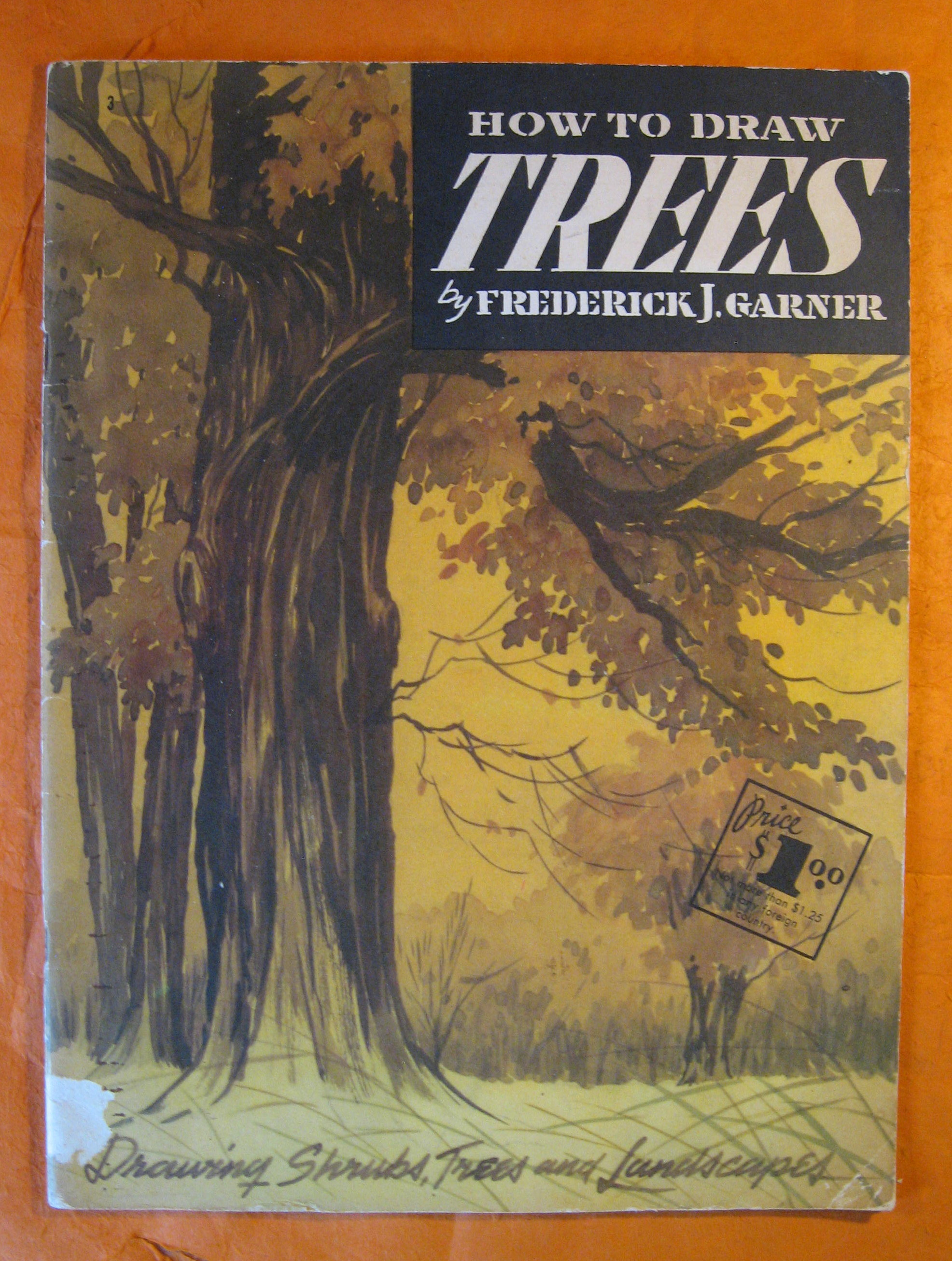 Image for How to Draw Trees
