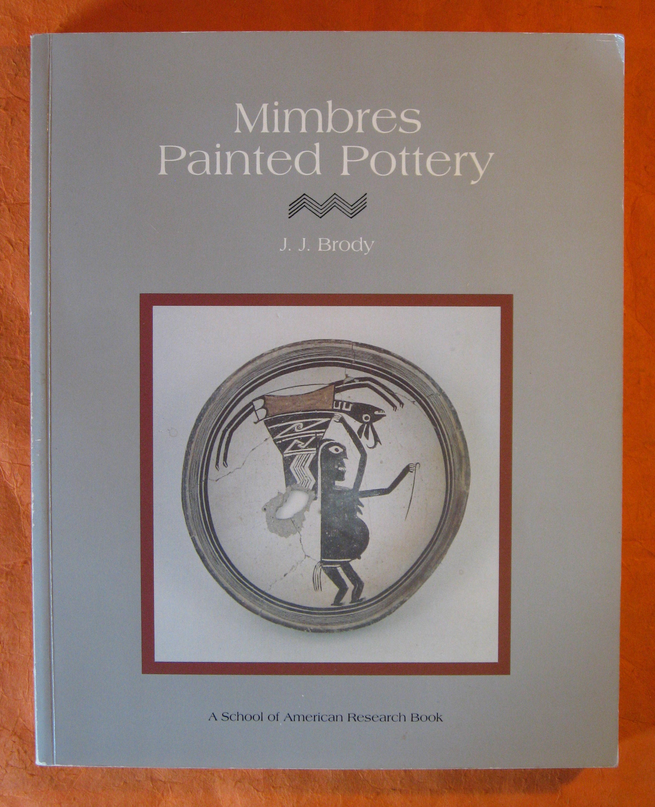 Image for Mimbres Painted Pottery (Southwest Indian Arts Series)