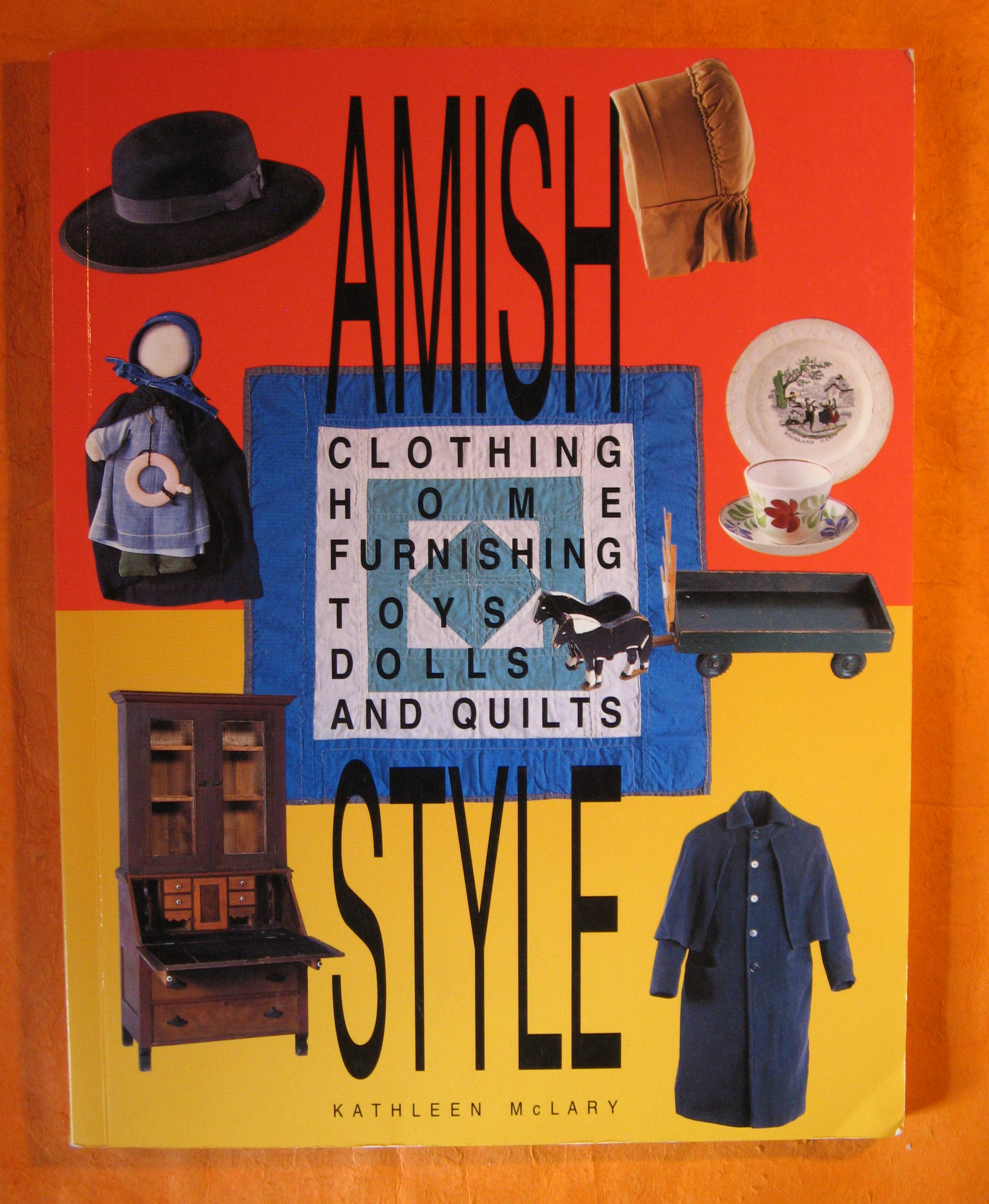 Image for Amish Style: Clothing, Home Furnishing, Toys, Dolls, and Quilts