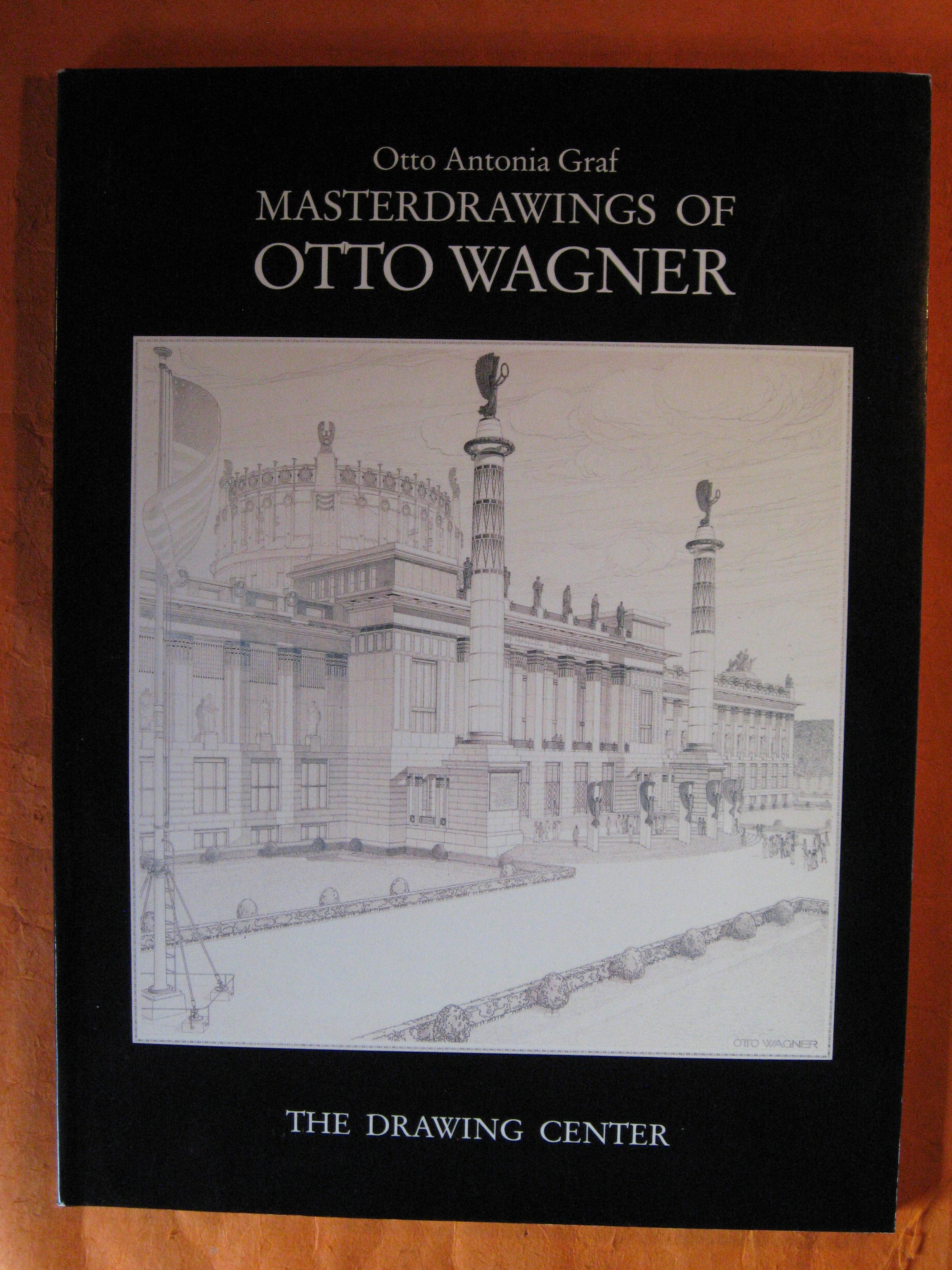 Image for Masterdrawings of Otto Wagner
