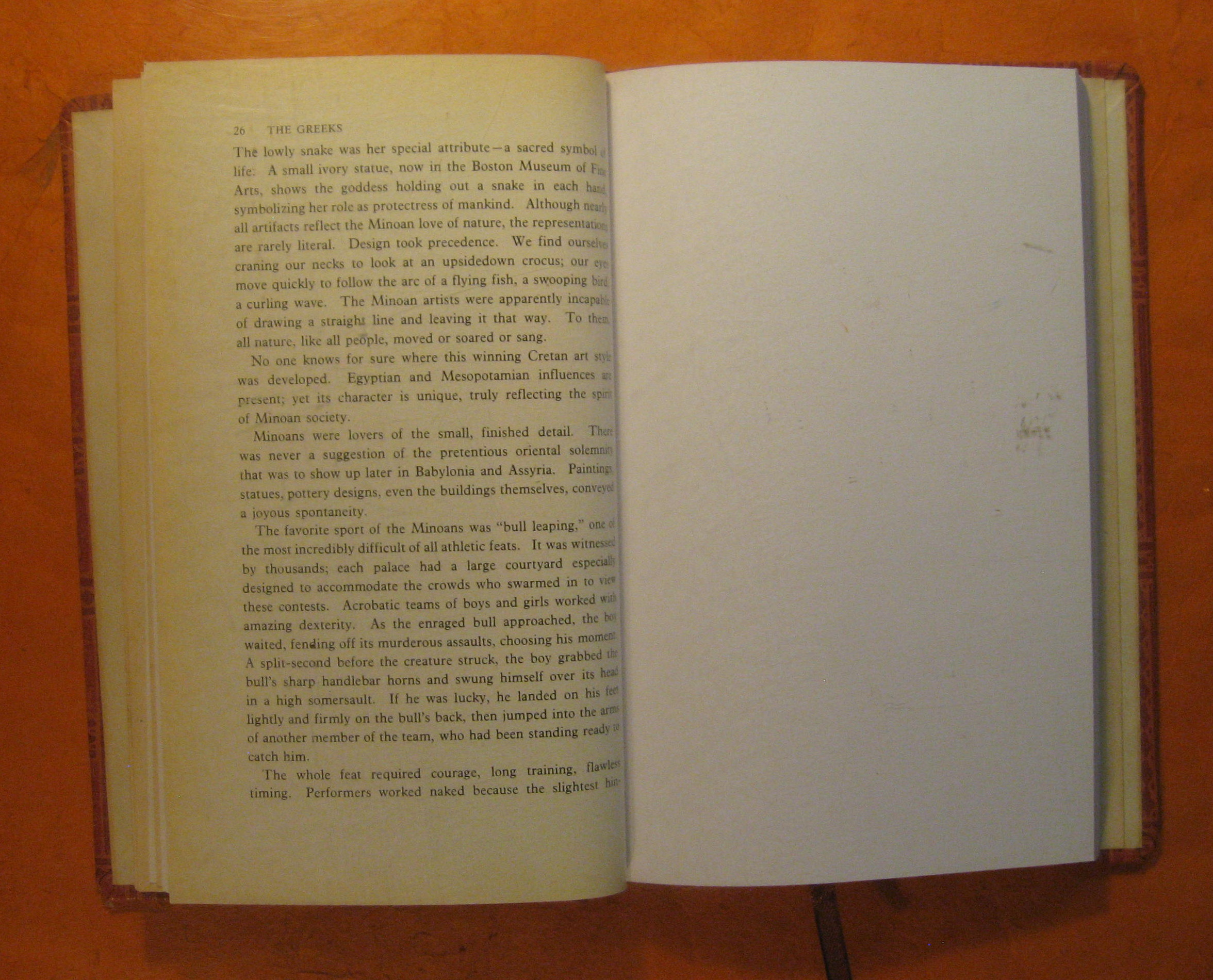 Image for Blank Journal (Greeks:  Their Legacy)