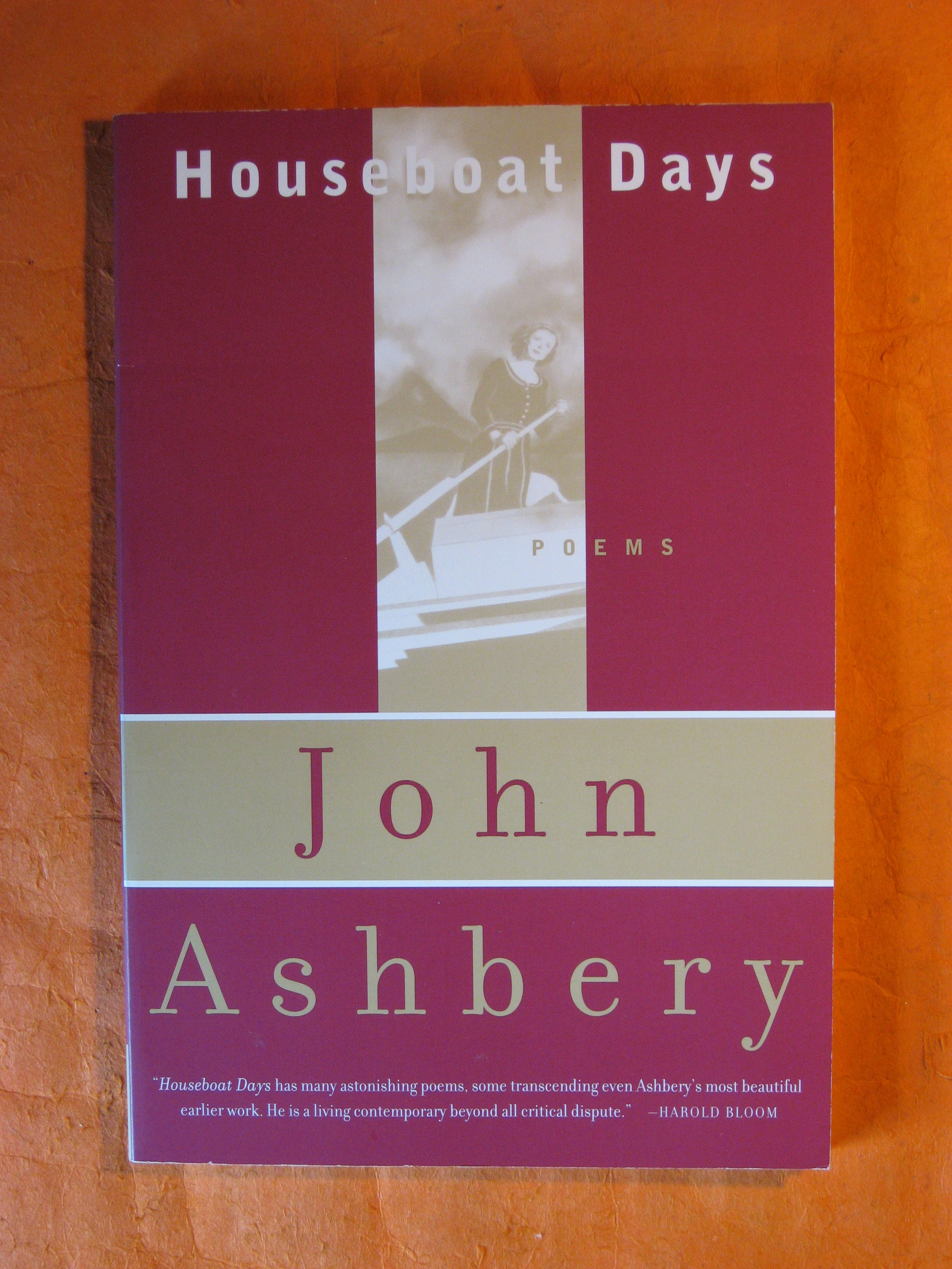 Image for Houseboat Days:  Poems