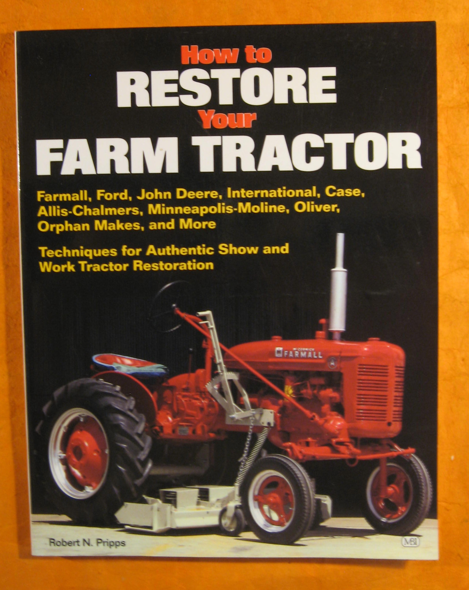 Image for How to Restore Your Farm Tractor