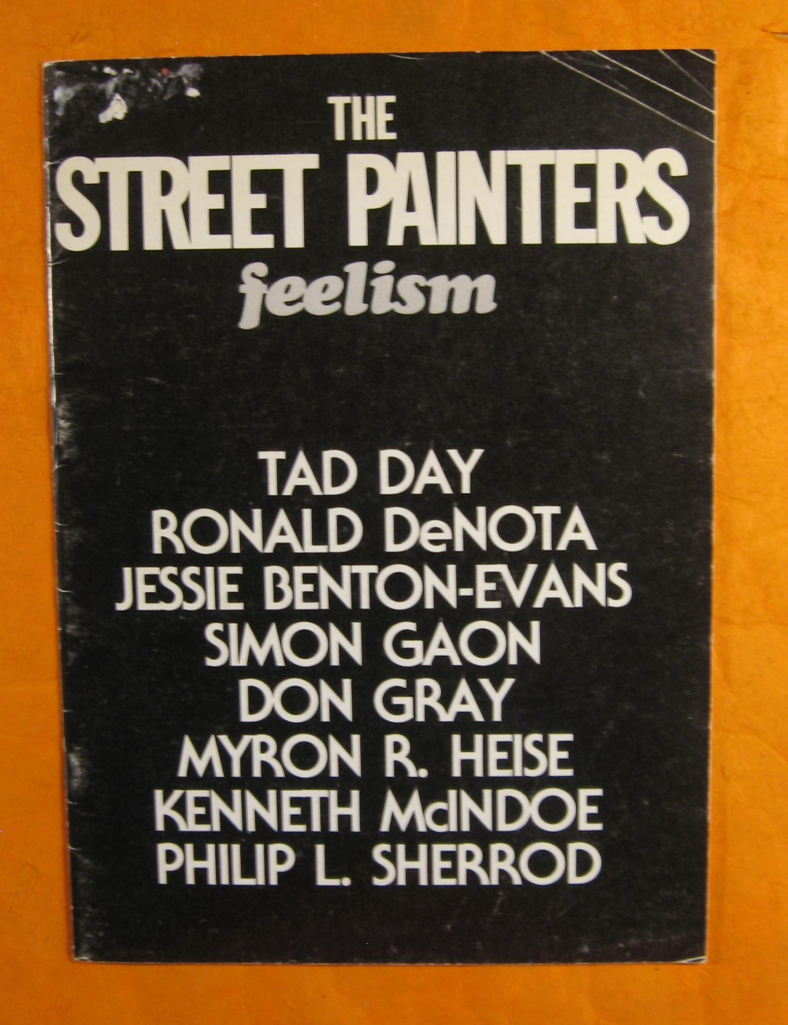 Image for The Street Painters: Feelism