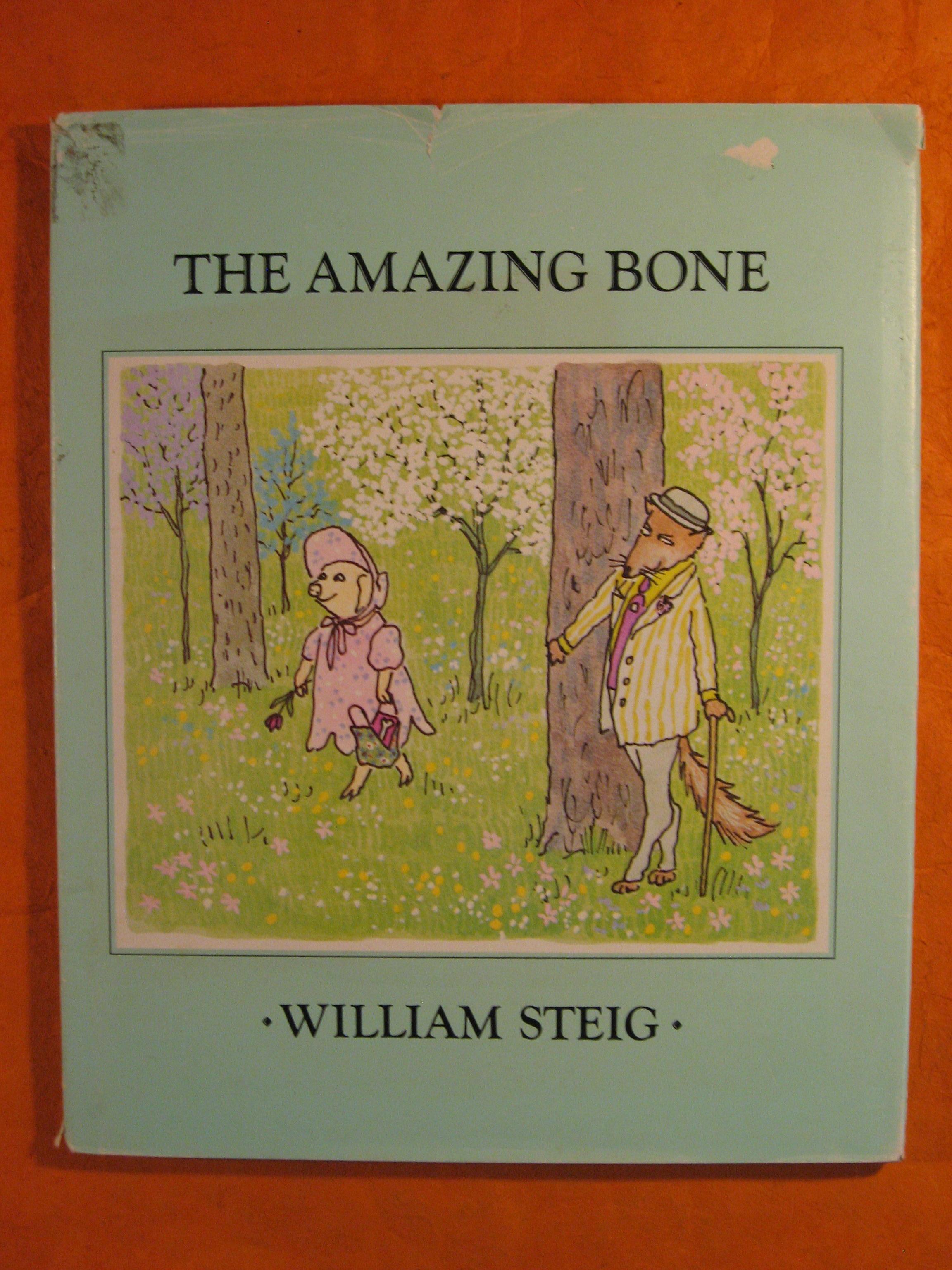 Image for The Amazing Bone