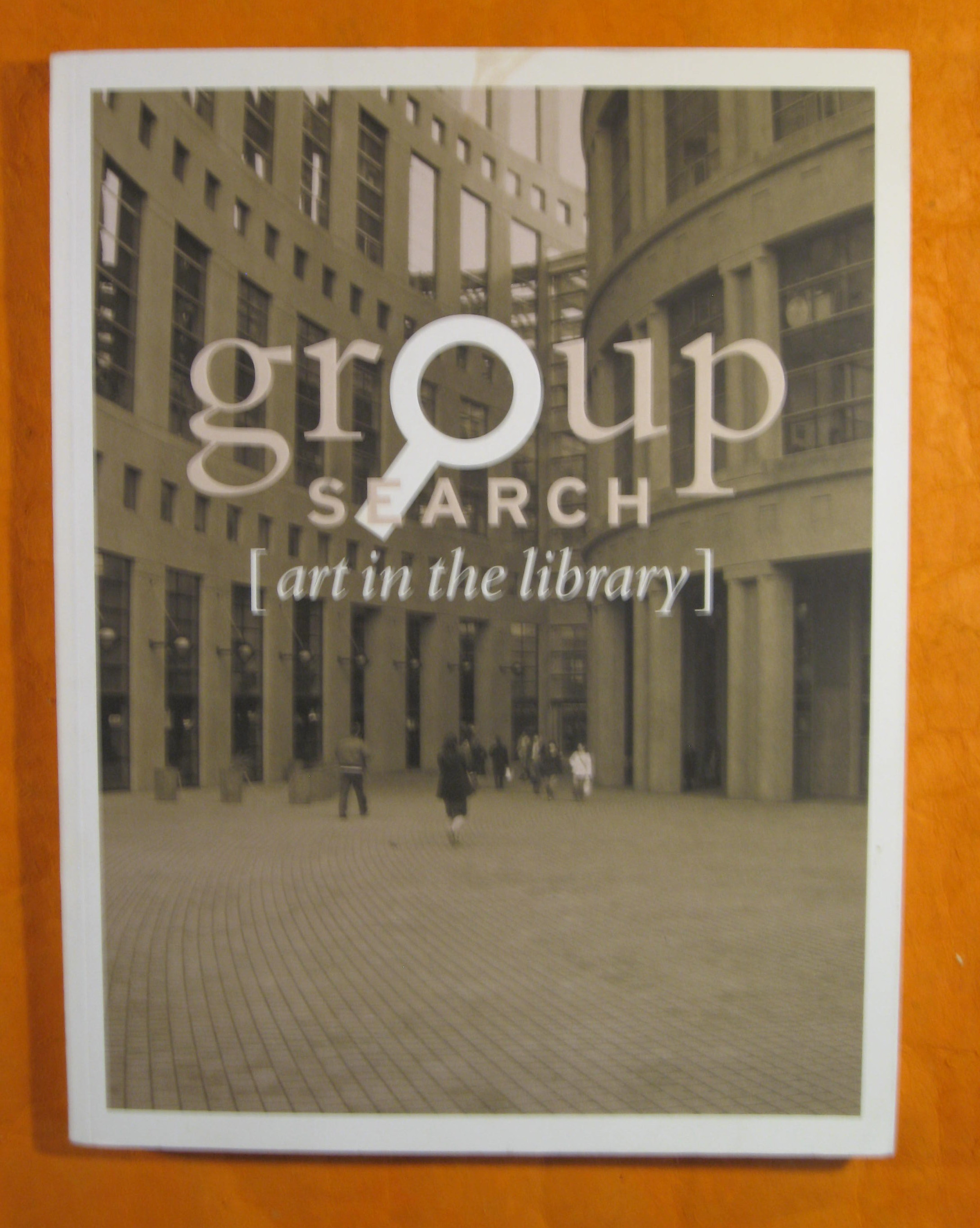 Image for Group Search [art in the library] and Memory Palace [3 artists in the library]