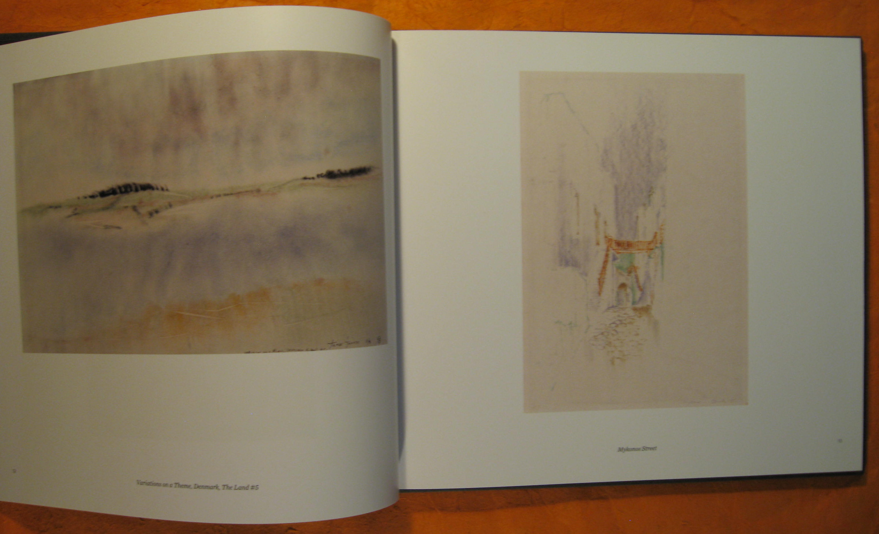 Image for Chronicles of Form and Place: Works on Paper by Takao Tanabe