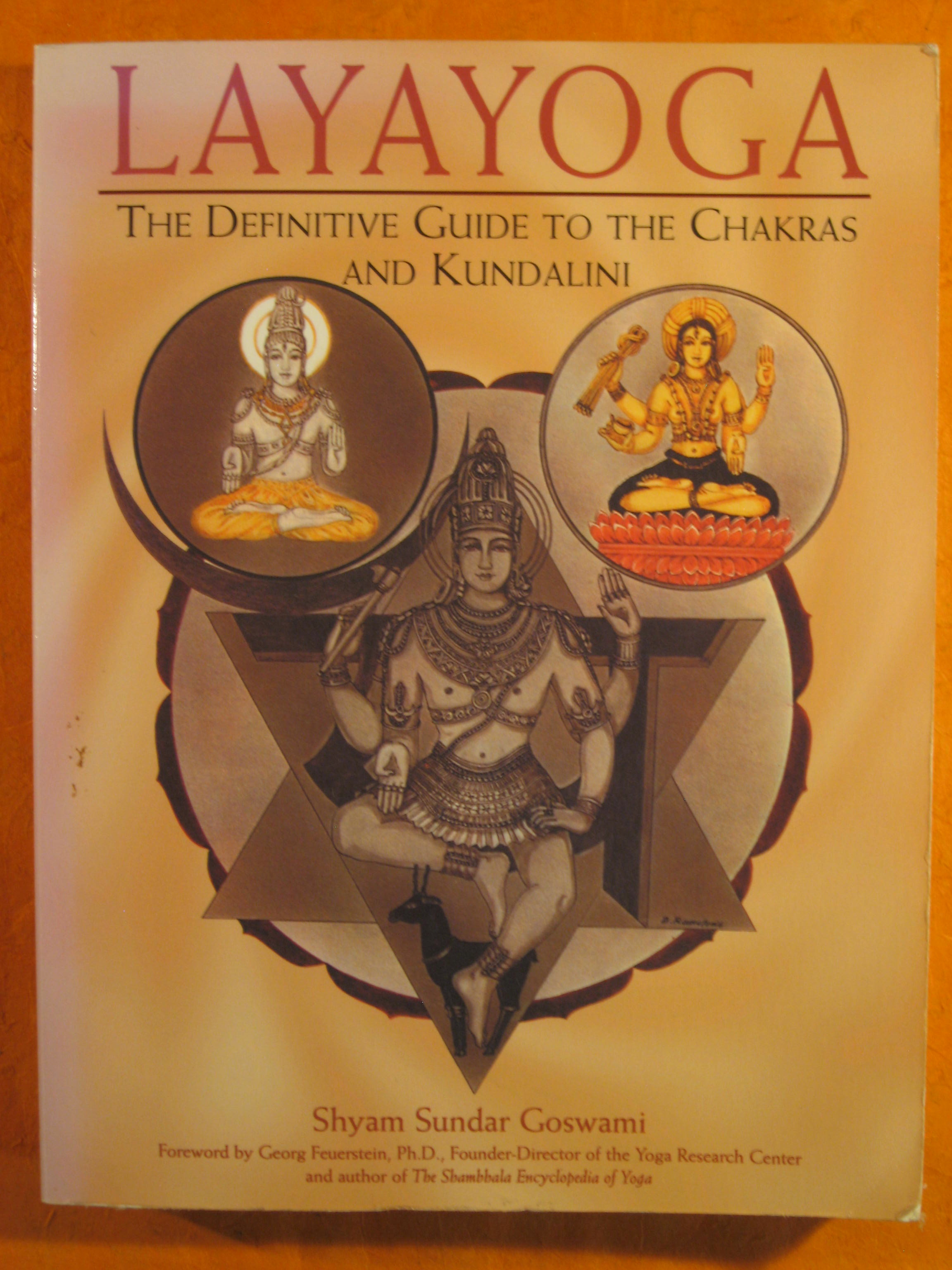 Image for Layayoga: The Definitive Guide to the Chakras and Kundalini