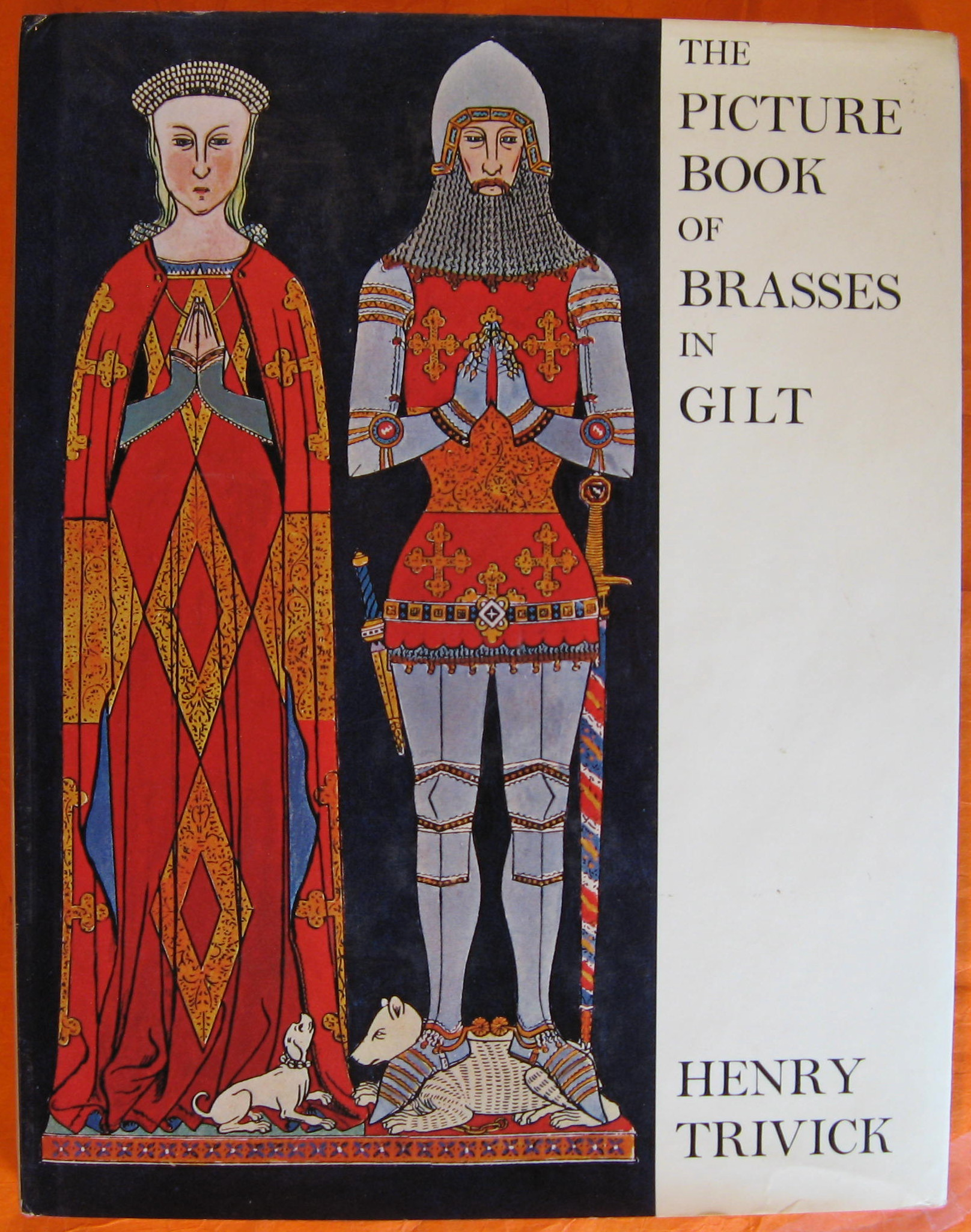 Image for The Picture Book of Brasses in Gilt