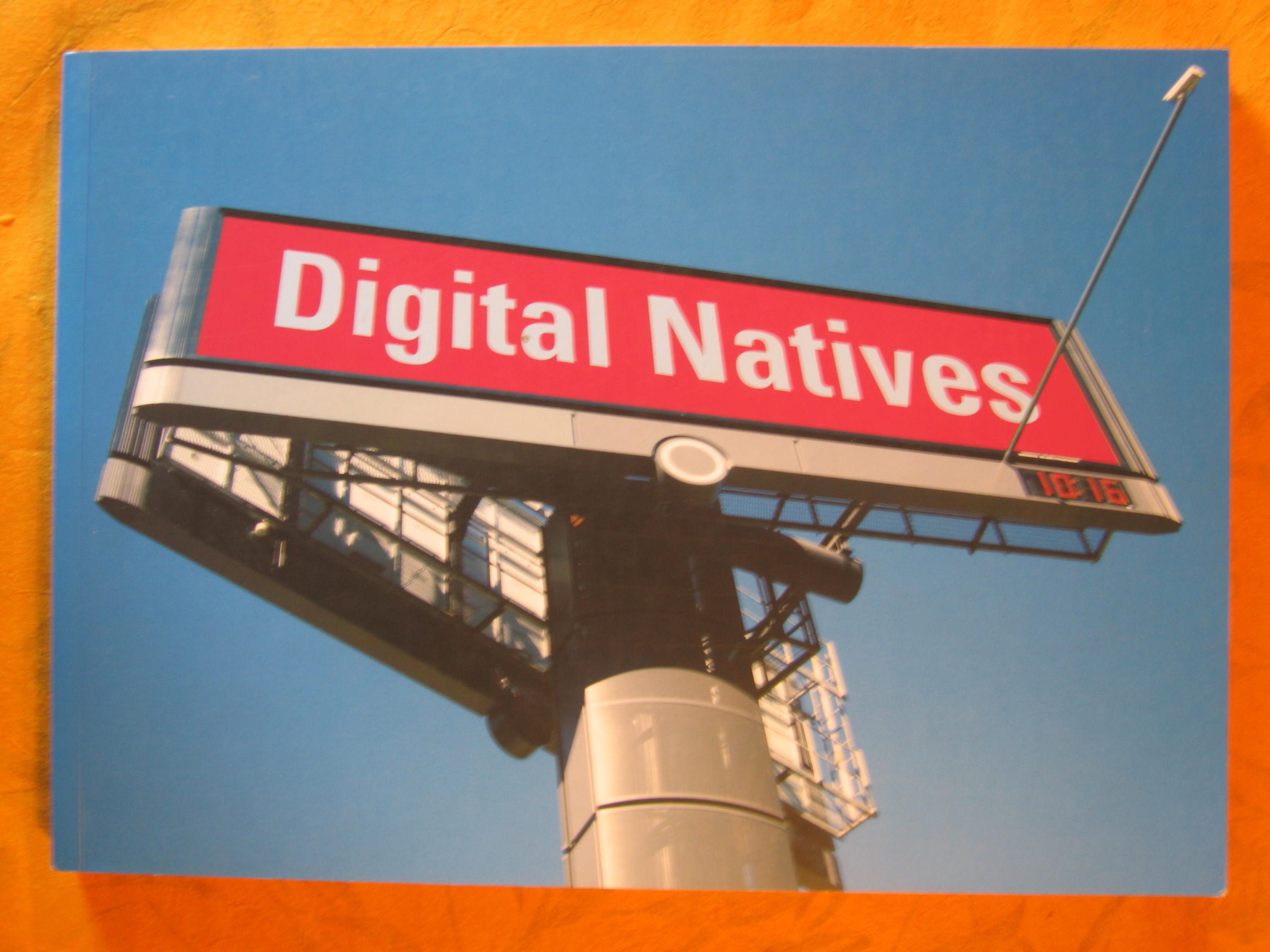 Image for Digital Natives: Other Sights for Artists' Projects