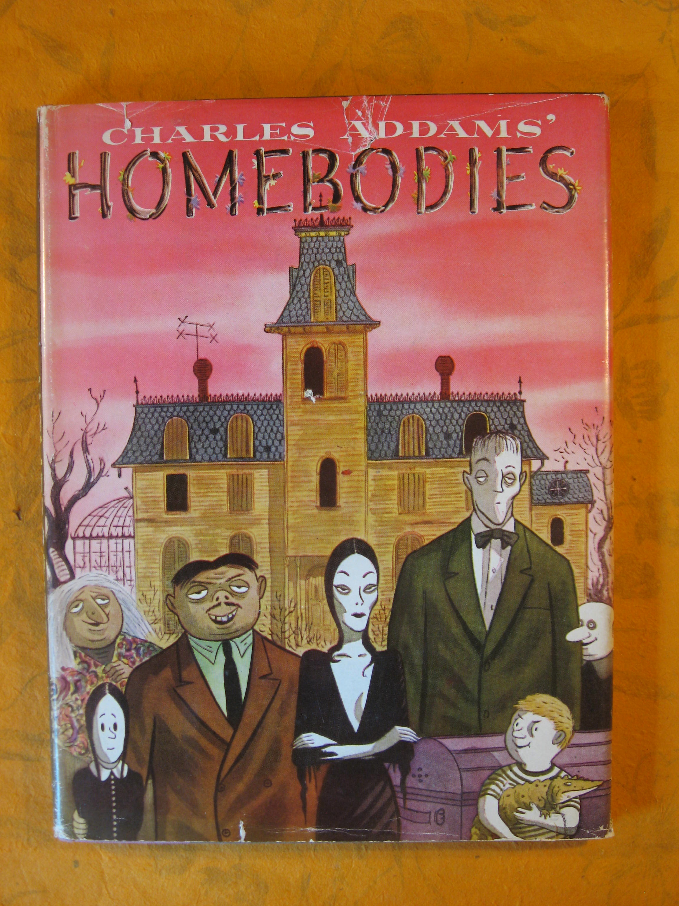 Image for Homebodies