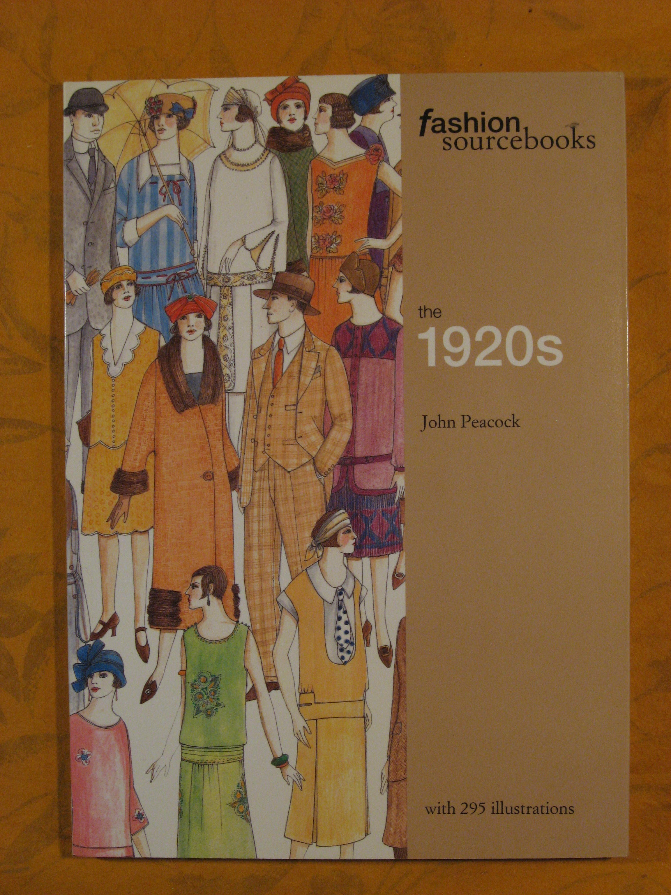 Image for The 1920s (Fashion Sourcebooks)