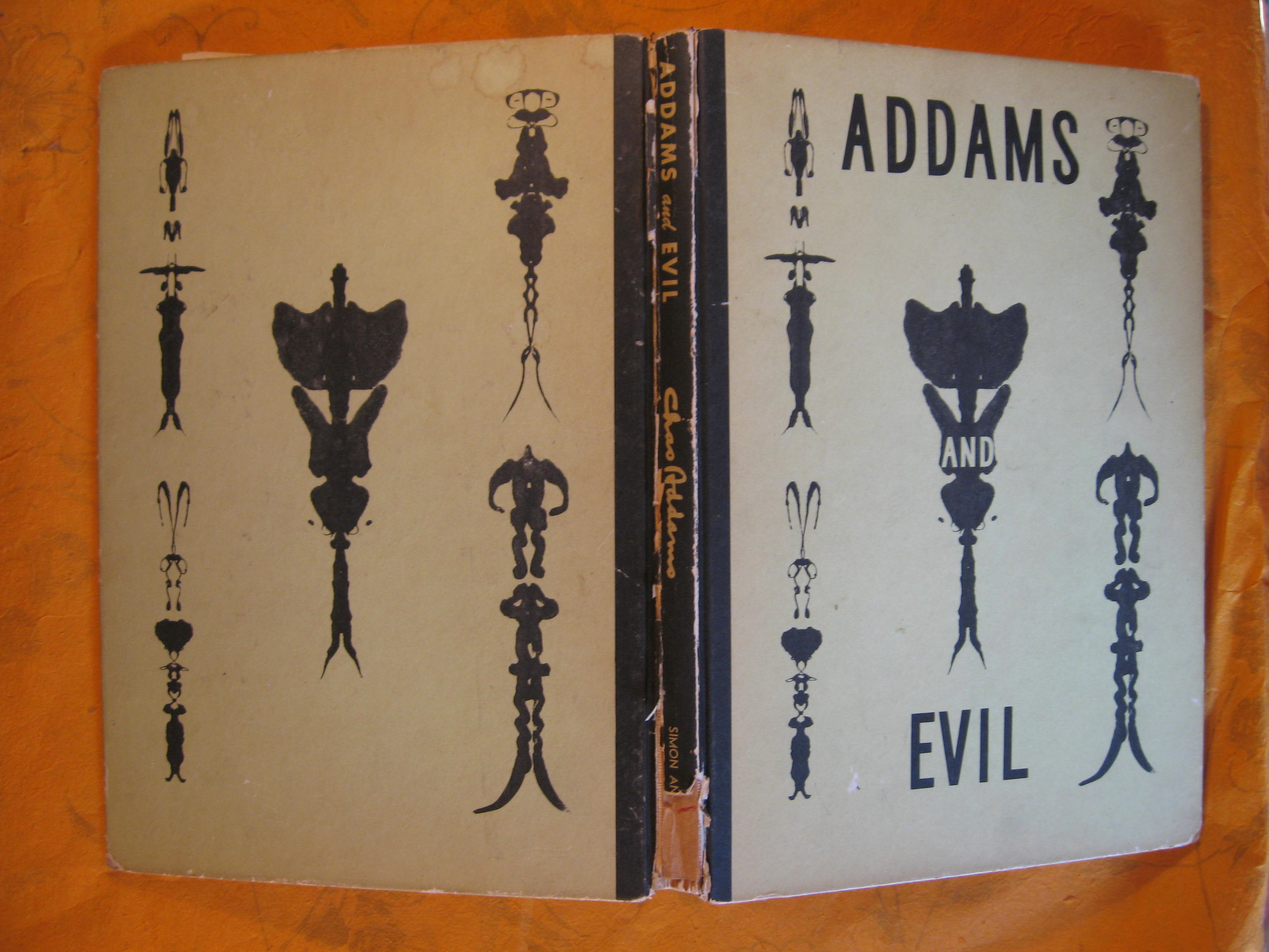 Image for Addams and Evil