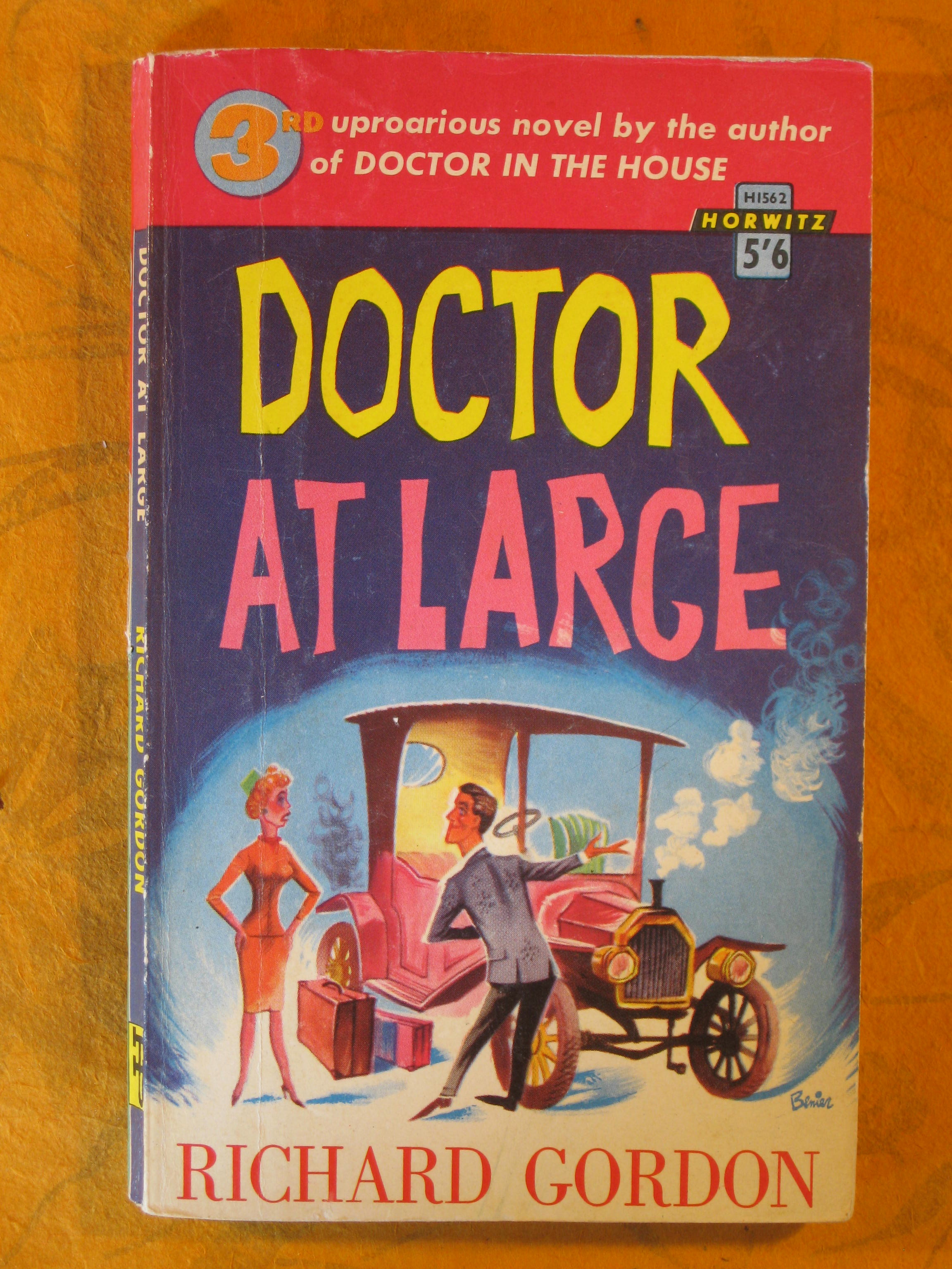 Image for Doctor at Large