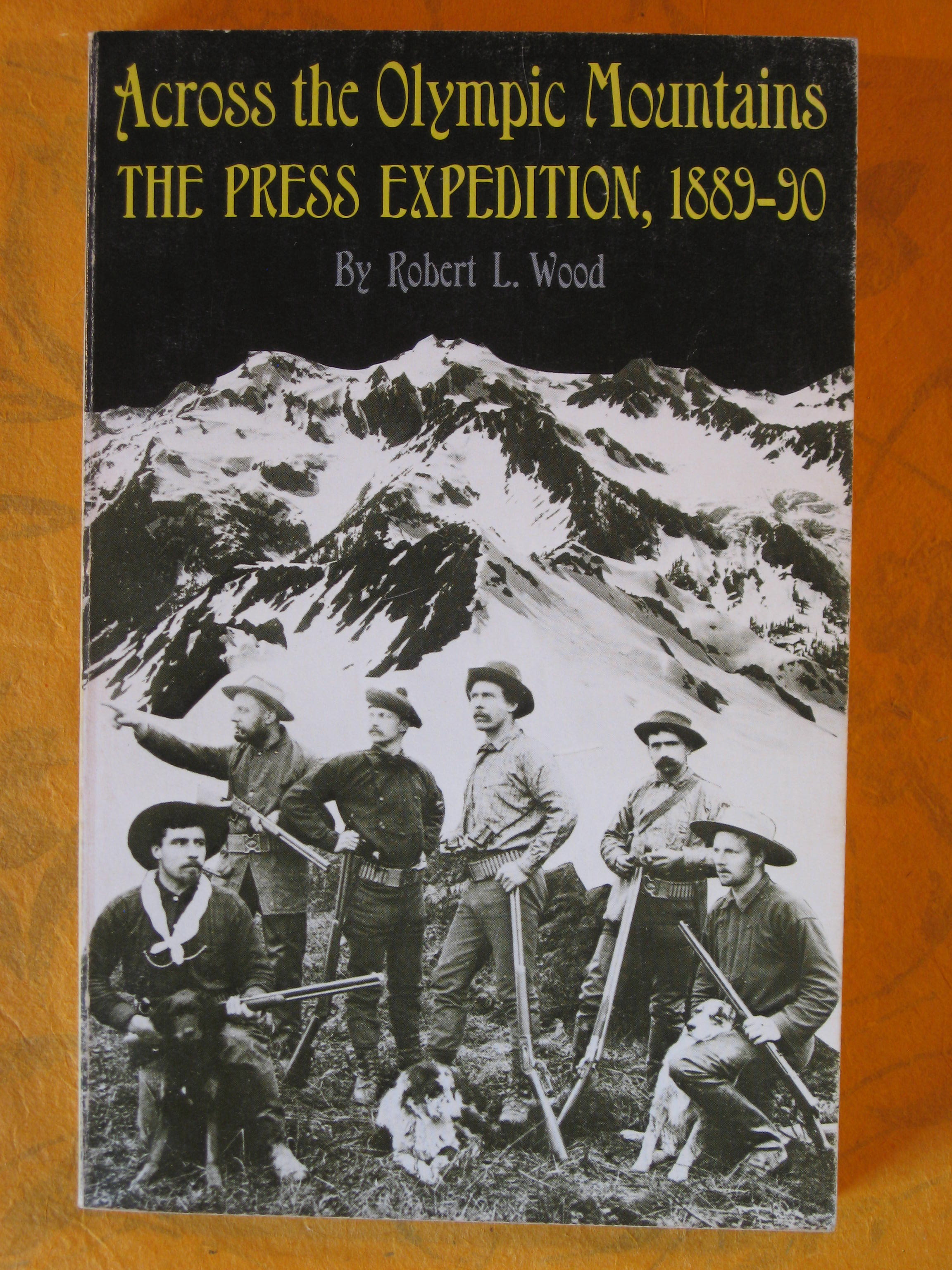 Image for Across the Olympic Mountains: The Press Expedition, 1889-90