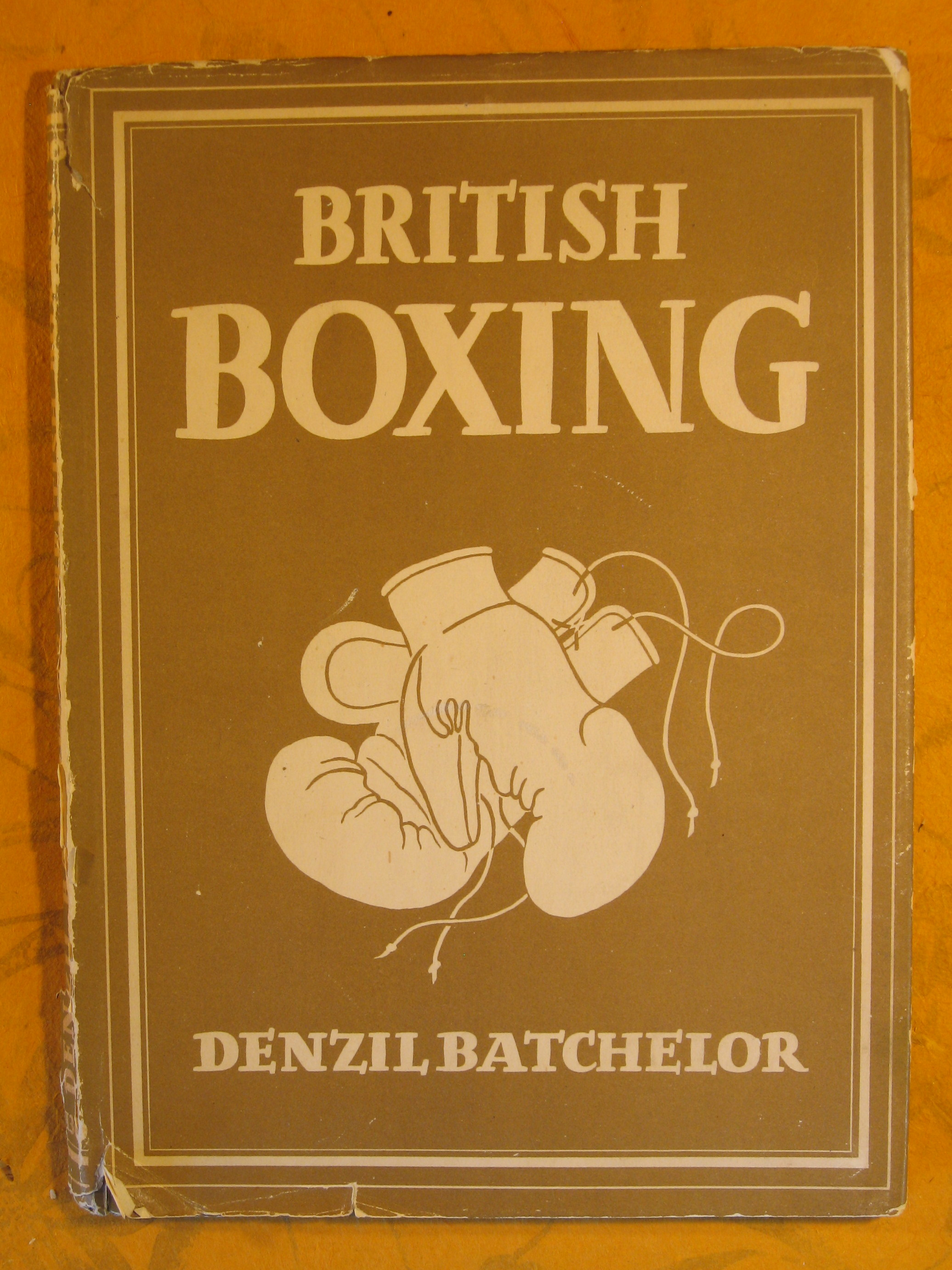 Image for British Boxing (Britain in Pictures series)