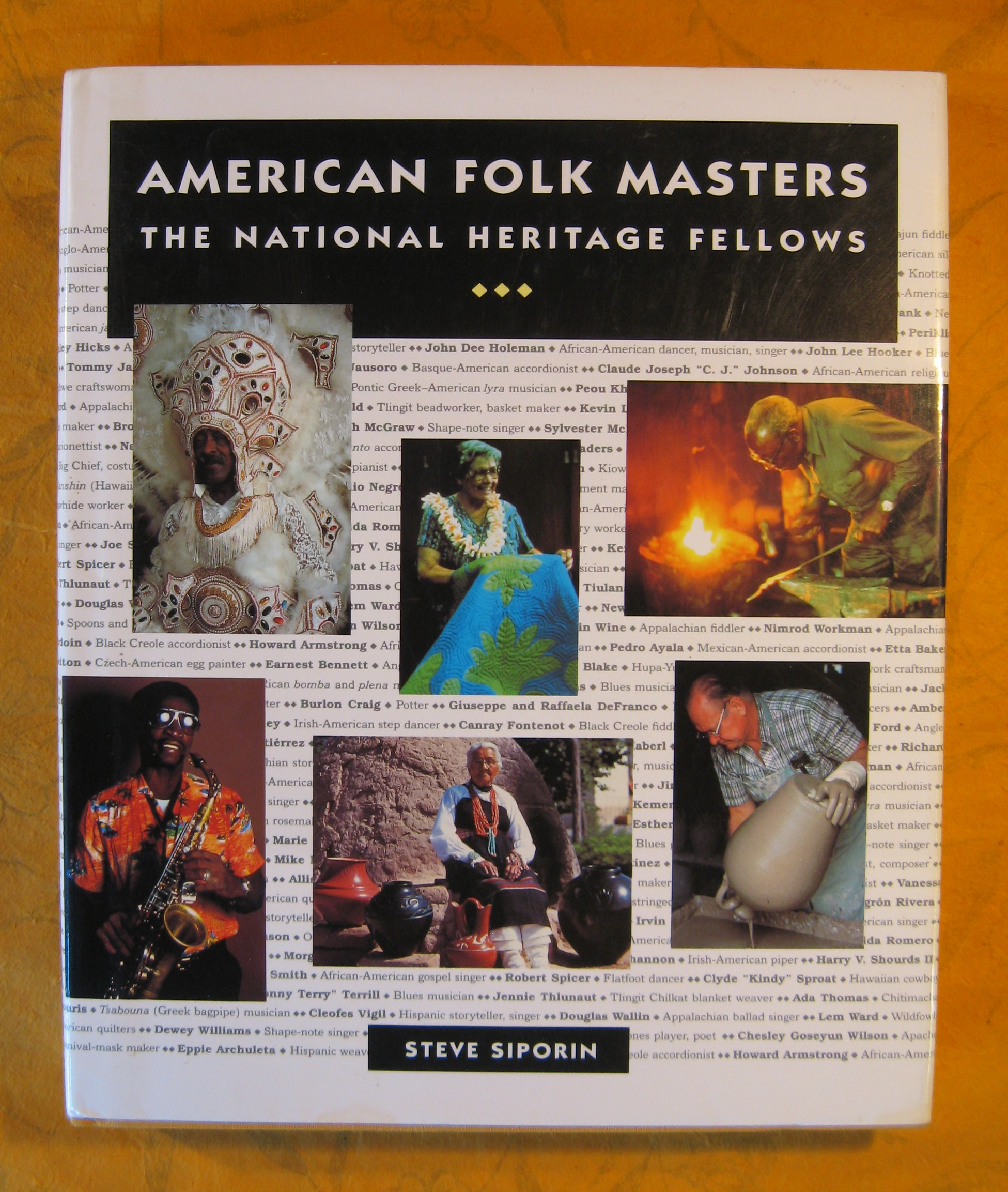 Image for American Folk Masters: The National Heritage Fellows