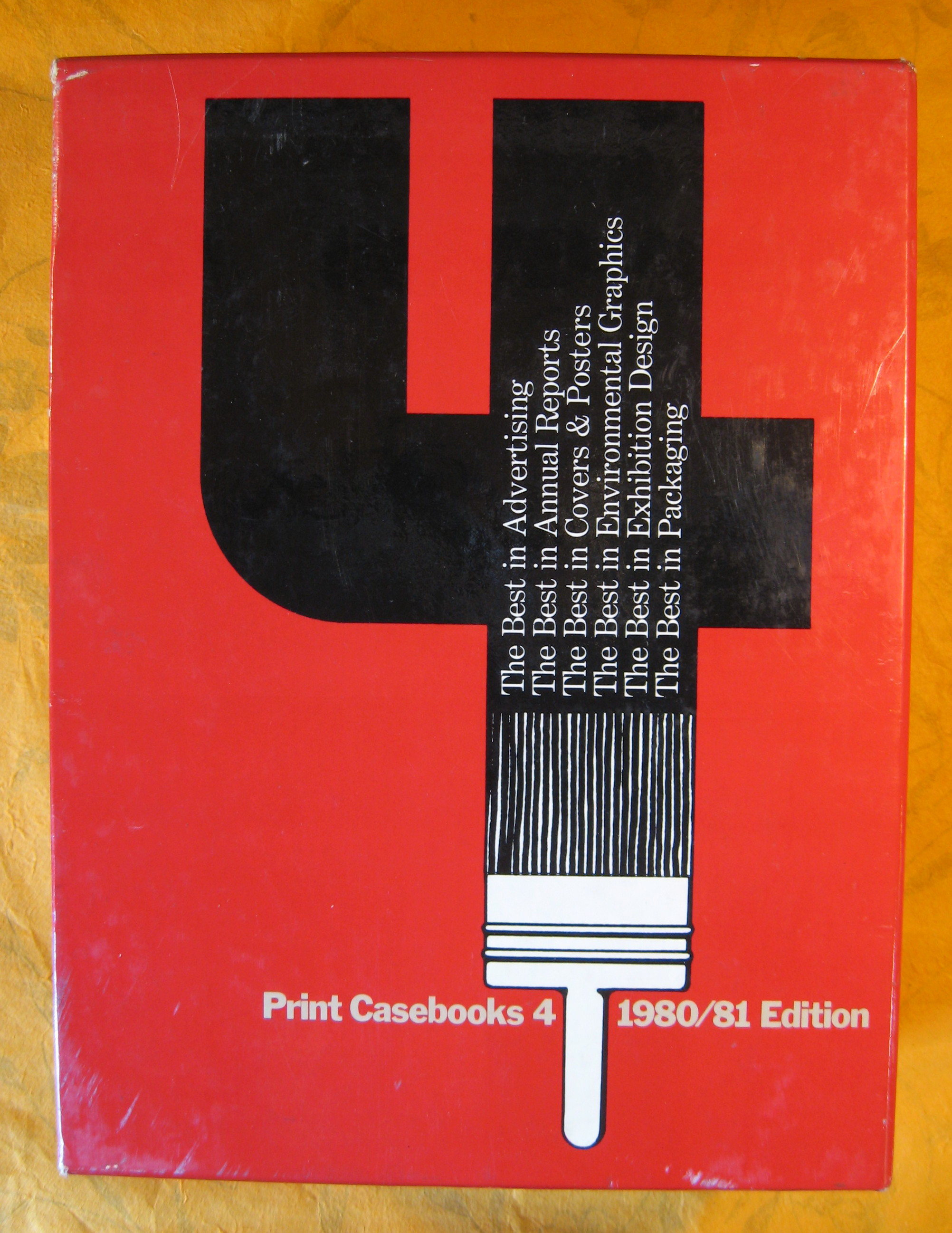 Image for Print Casebooks 4 1980/81 Edition - Six Volumes in Slipcase