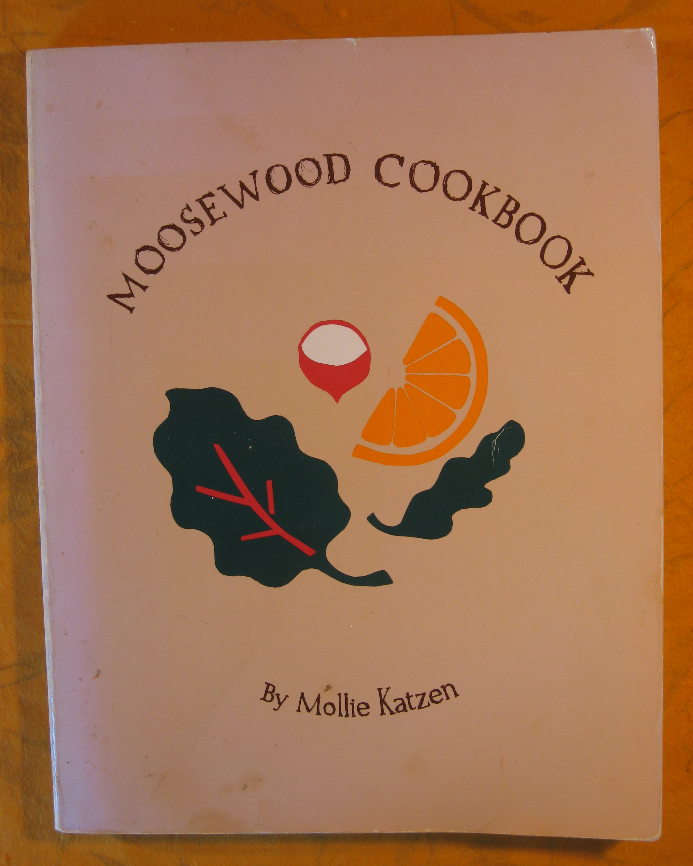 Image for The Moosewood Cookbook: Recipes from Moosewood Restaurant, Ithaca, New York