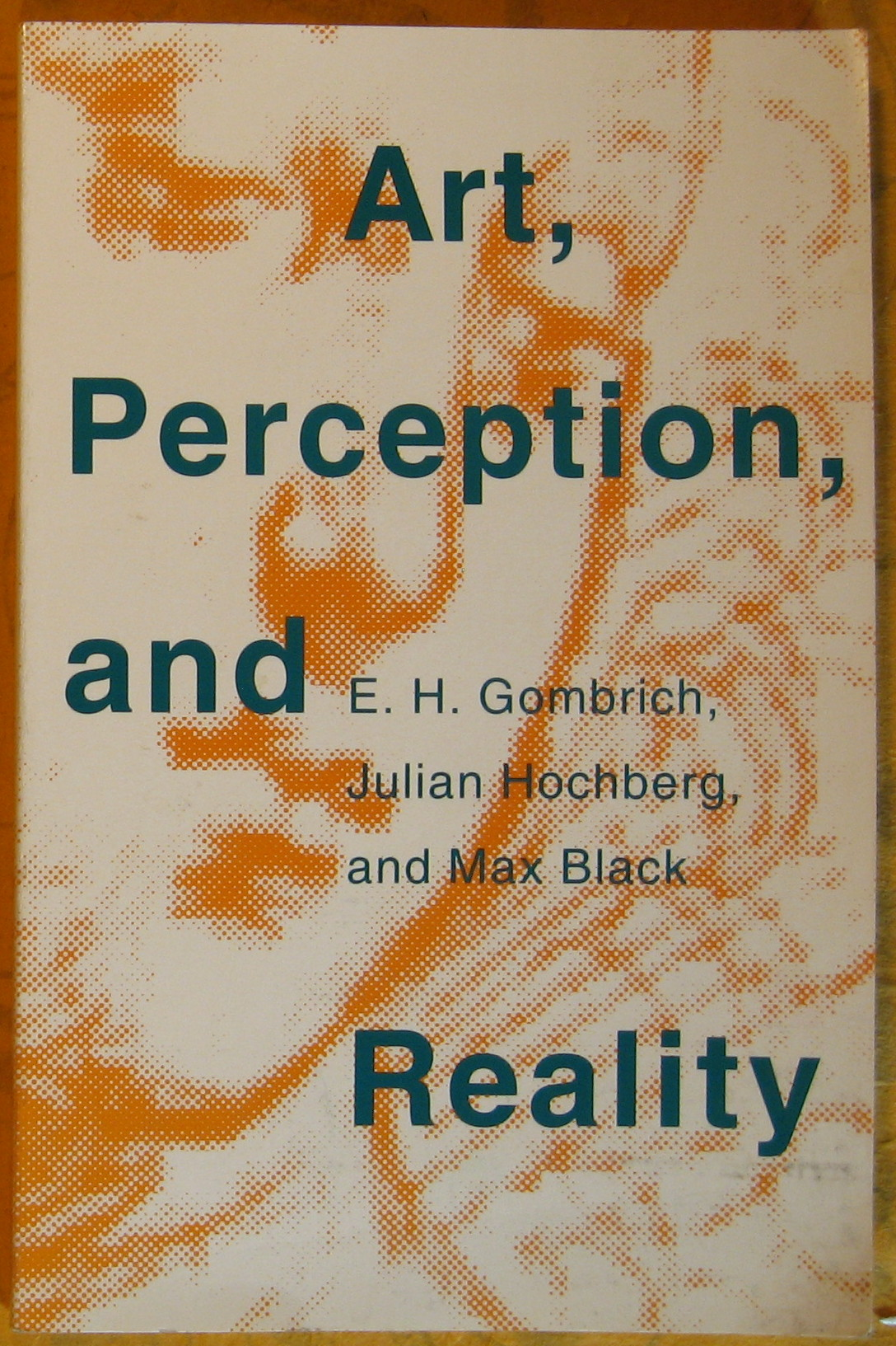 Image for Art, Perception, and Reality (Thalheimer Lectures)