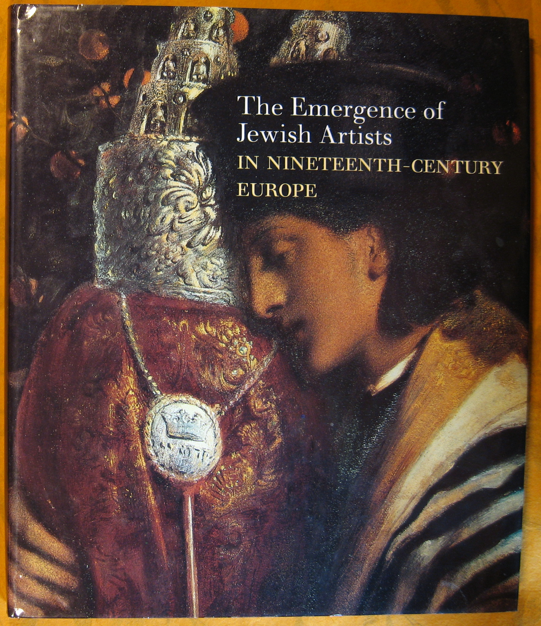 Image for The Emergence of Jewish Artists in Nineteenth-Century Europe