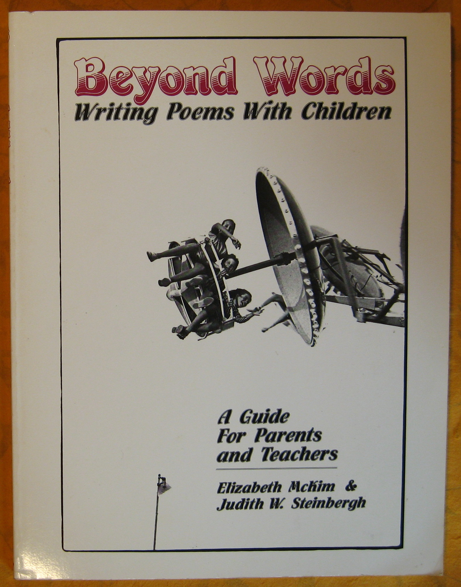 Image for Beyond Words: Writing Poems With Children: A Guide For Parents and Teachers