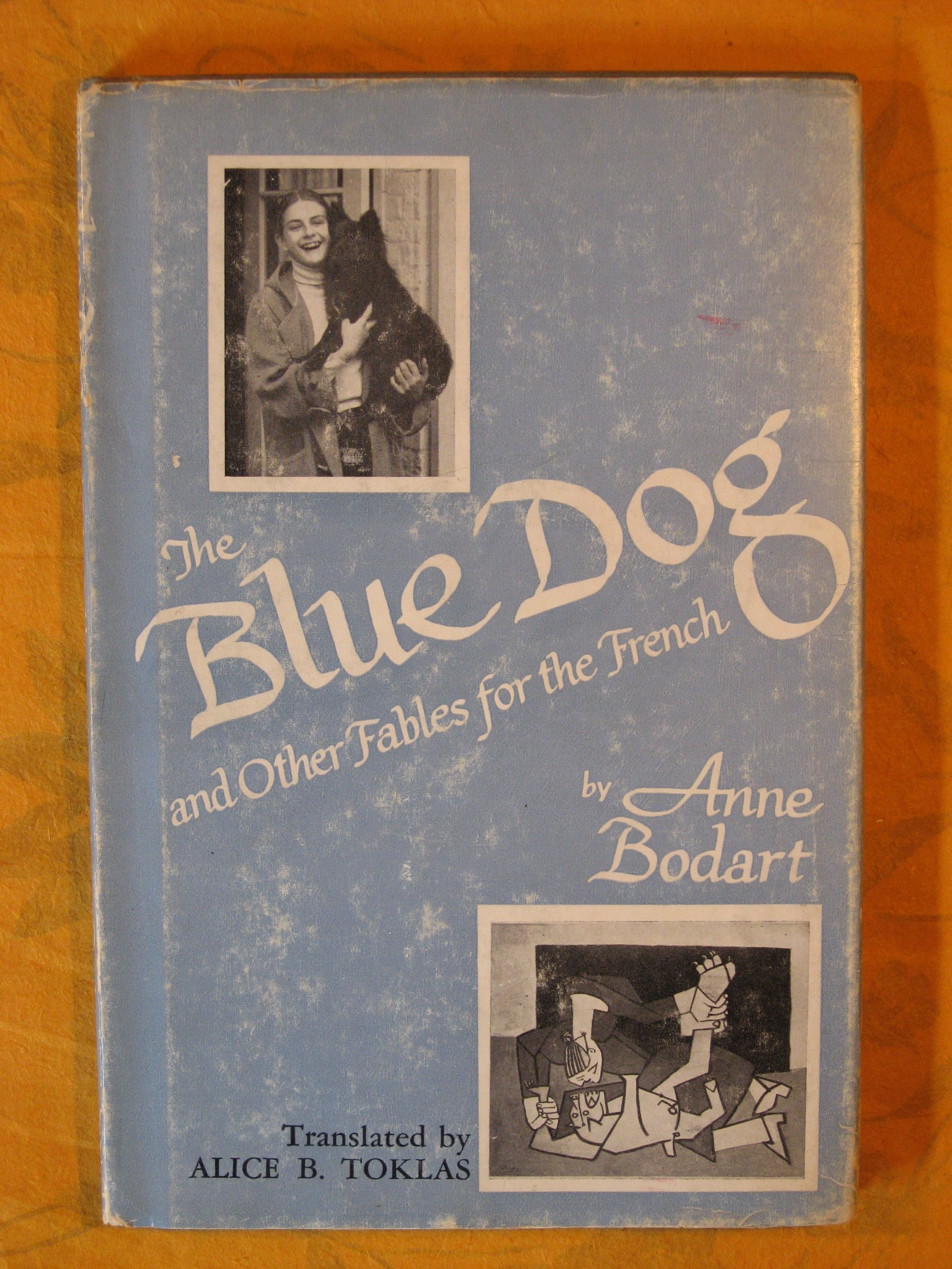 Image for The Blue Dog and Other Fables for the French