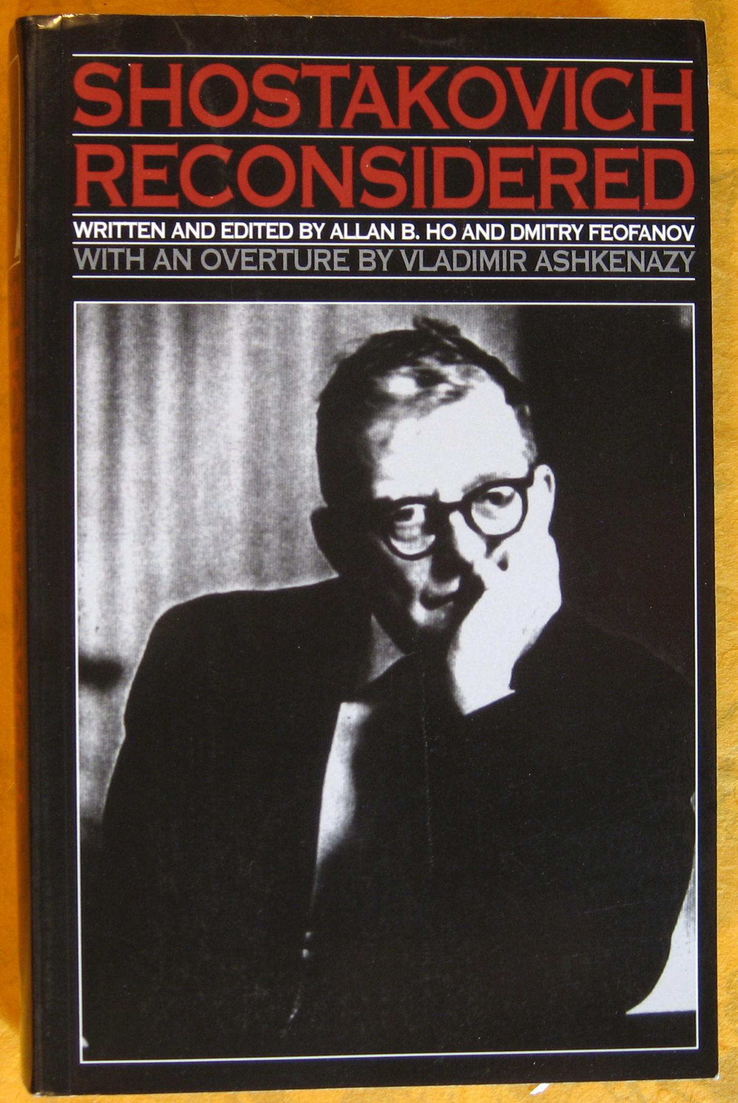 Image for Shostakovich Reconsidered