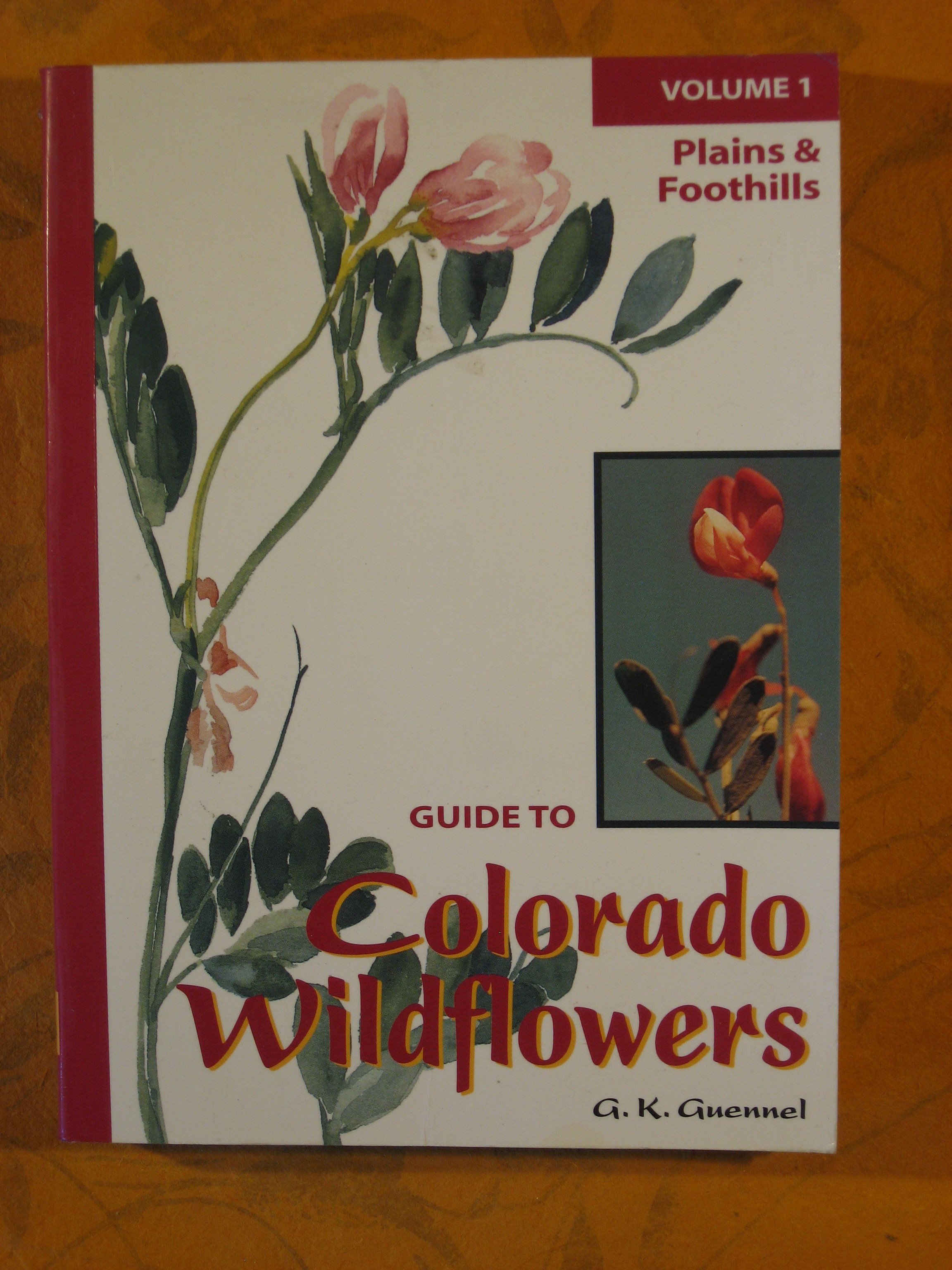 Image for Guide to Colorado Wildflowers Volume 1: Plains & Foothills