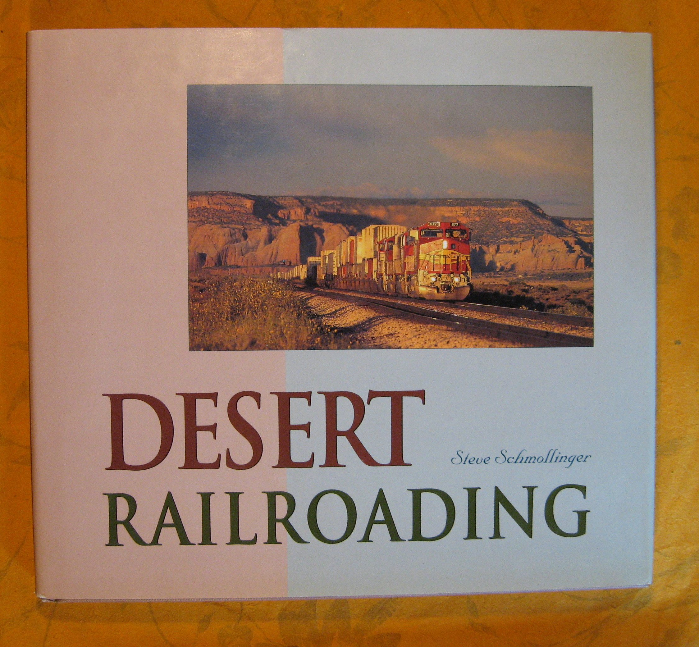 Image for Desert Railroading