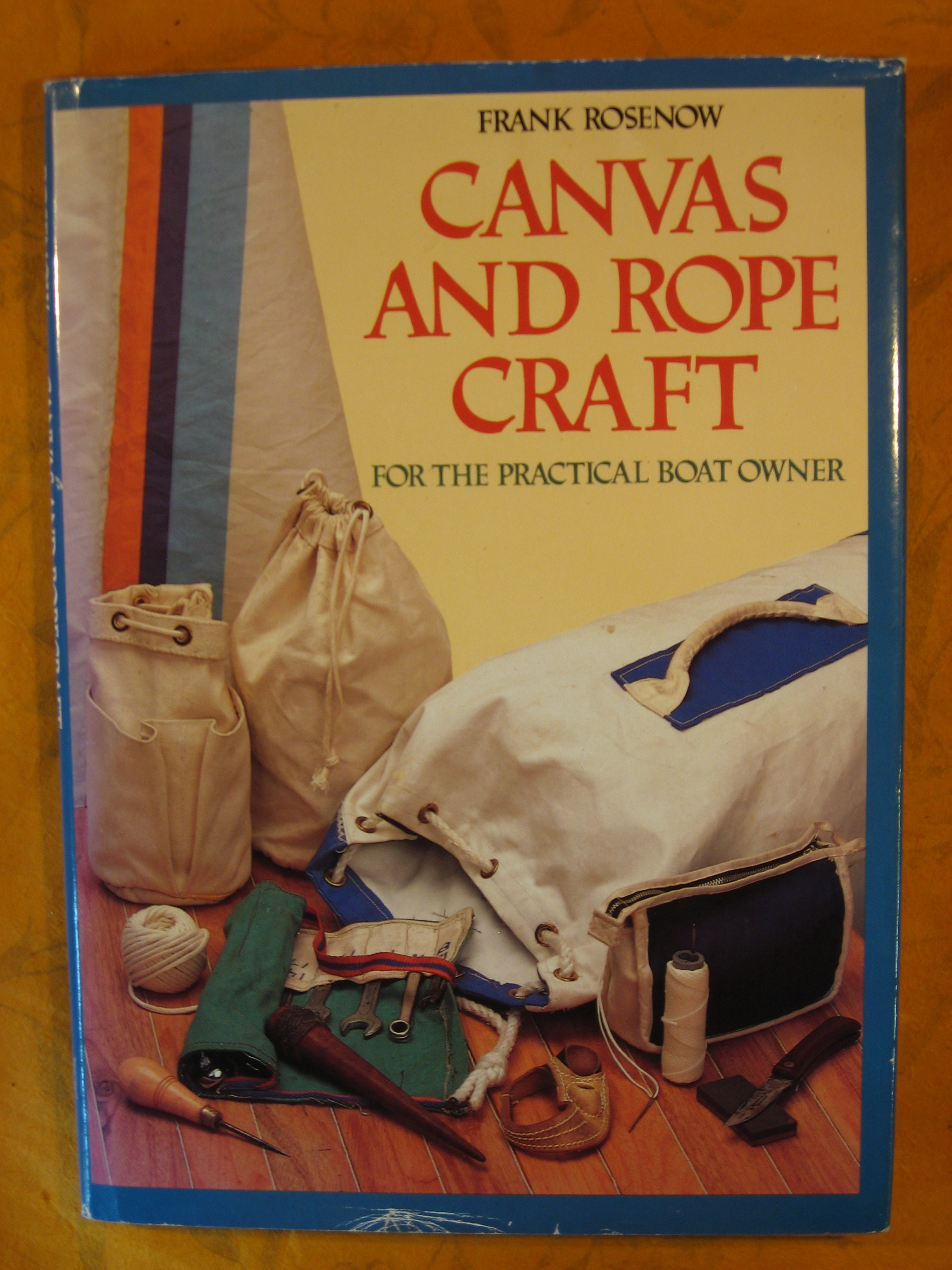 Image for Canvas and Rope Craft for the Practical Boat Owner